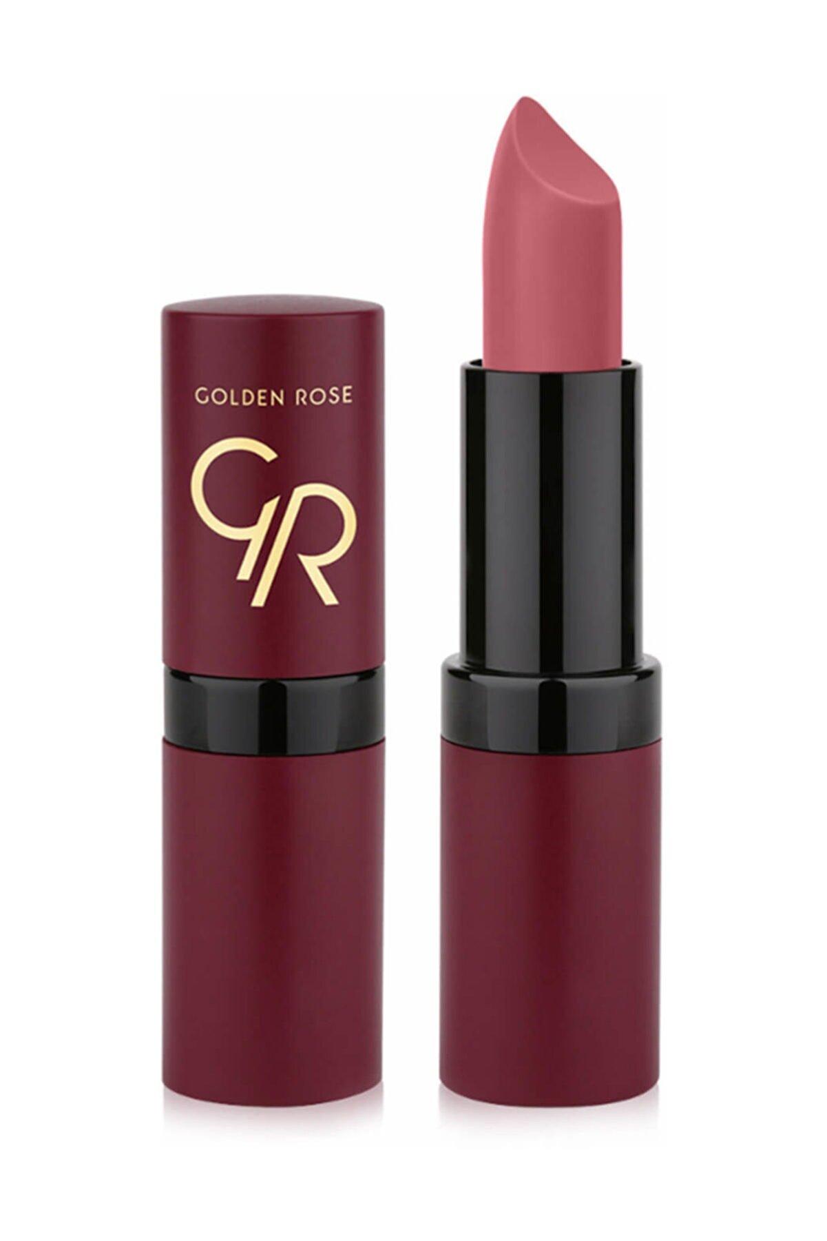 Golden Rose Mat Ruj - Velvet Matte Lipstick No: 12 8691190466121