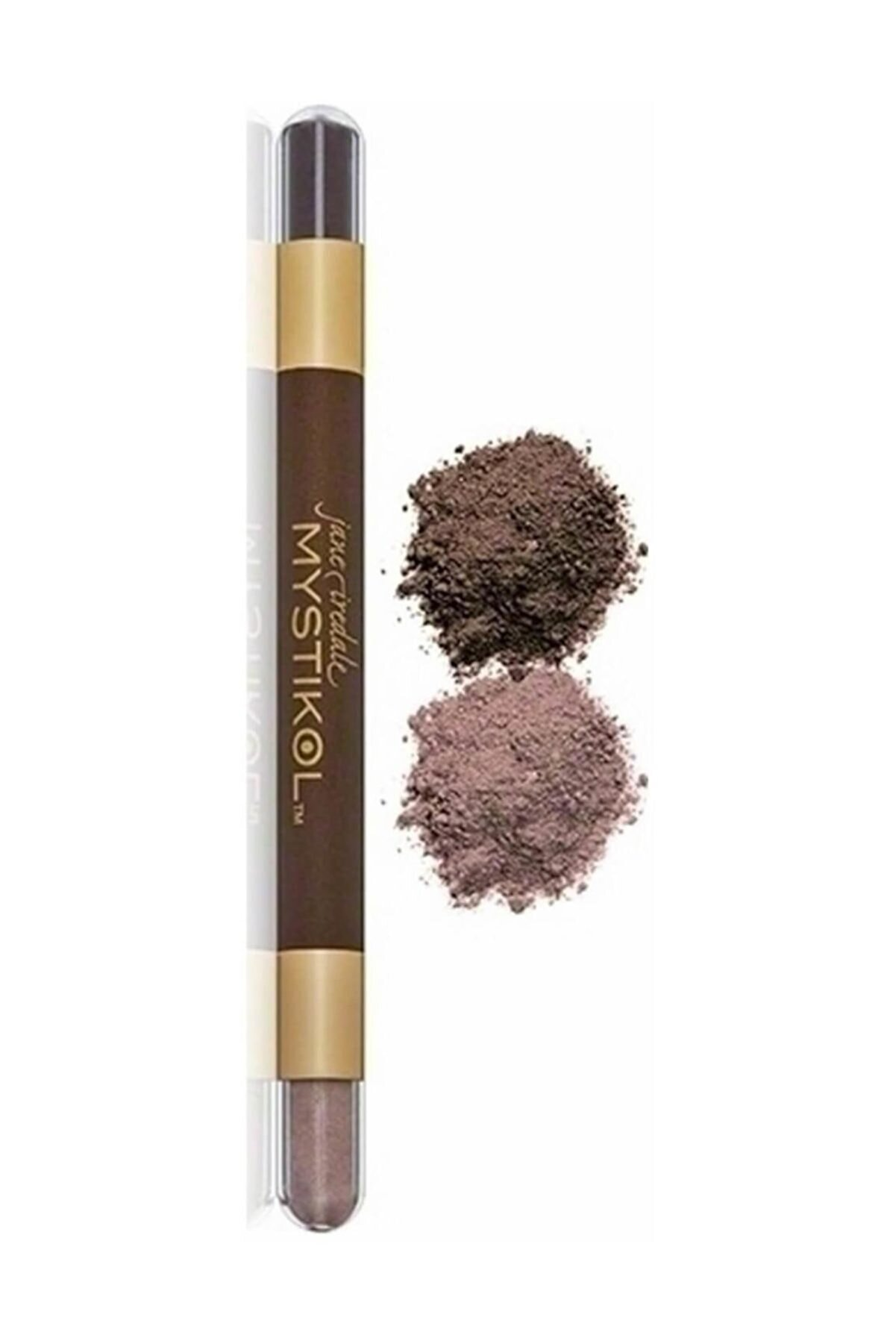 Jane Iredale Kahverengi Eyeliner - Mystikol Powdered Eyeliner Dark Topaz 670959200167