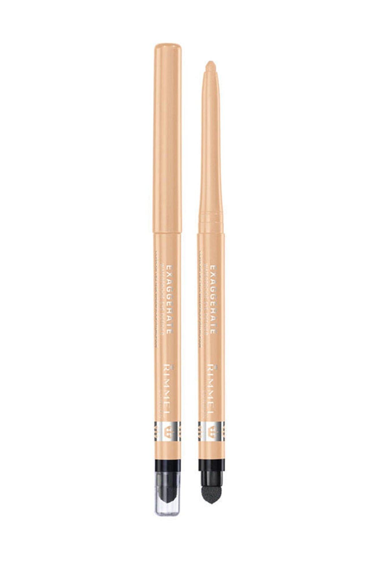 Rimmel London Eyeliner - Exaggerate Waterproof Eye Definer In The Nude 3607347887072
