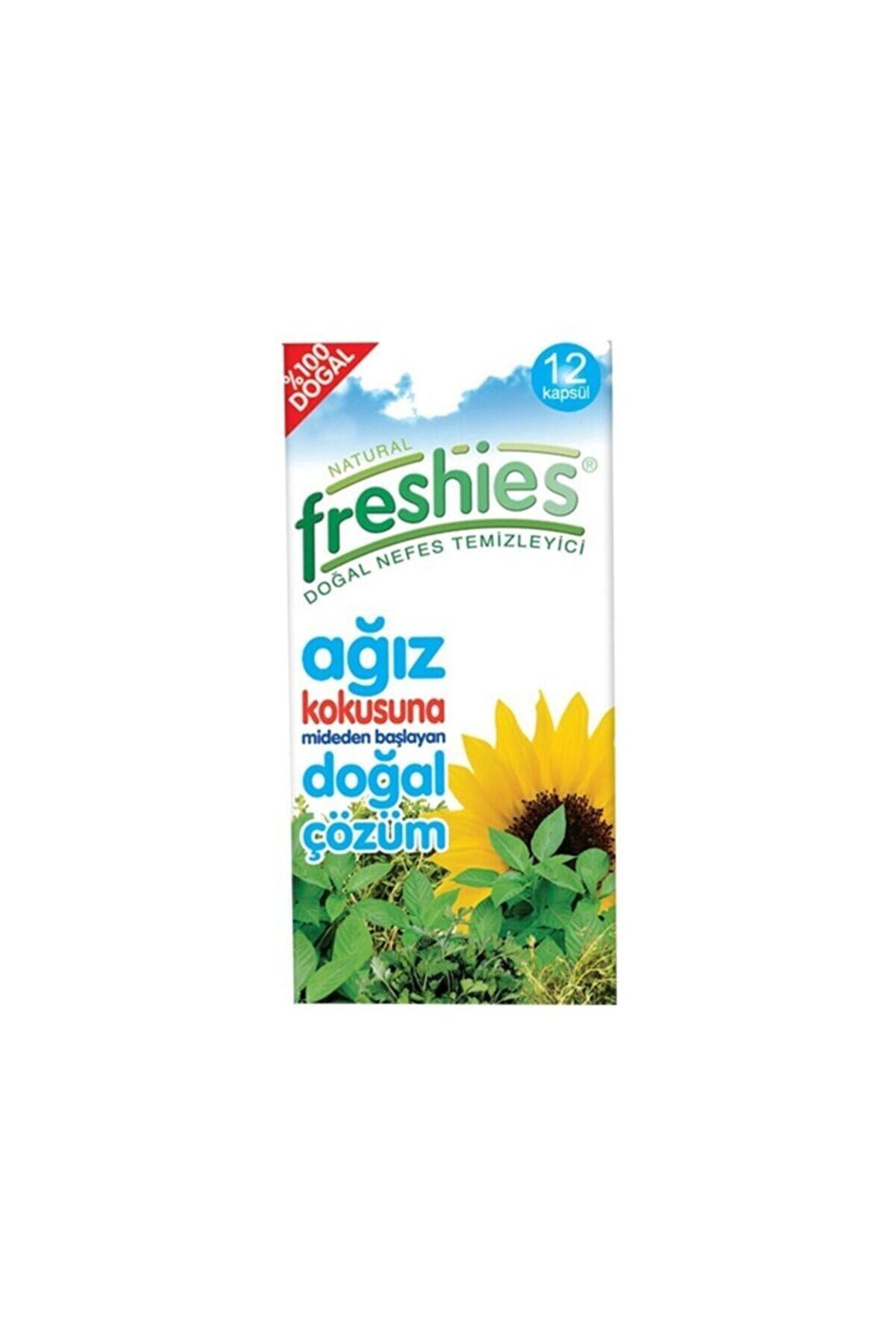 Freshies Ağız Kokusu Önleyici 24 Kapsül