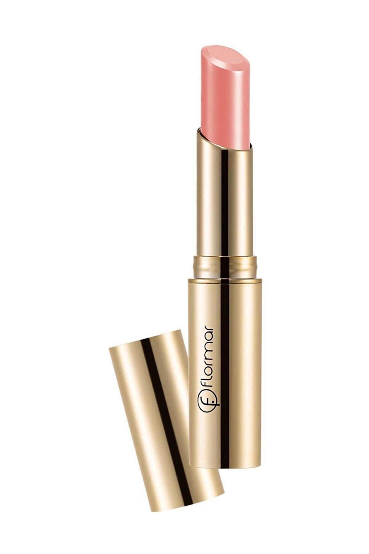 Flormar Deluxe Cashmere Lipstick Stylo Yavruağızı Ruj DC34 8690604209781