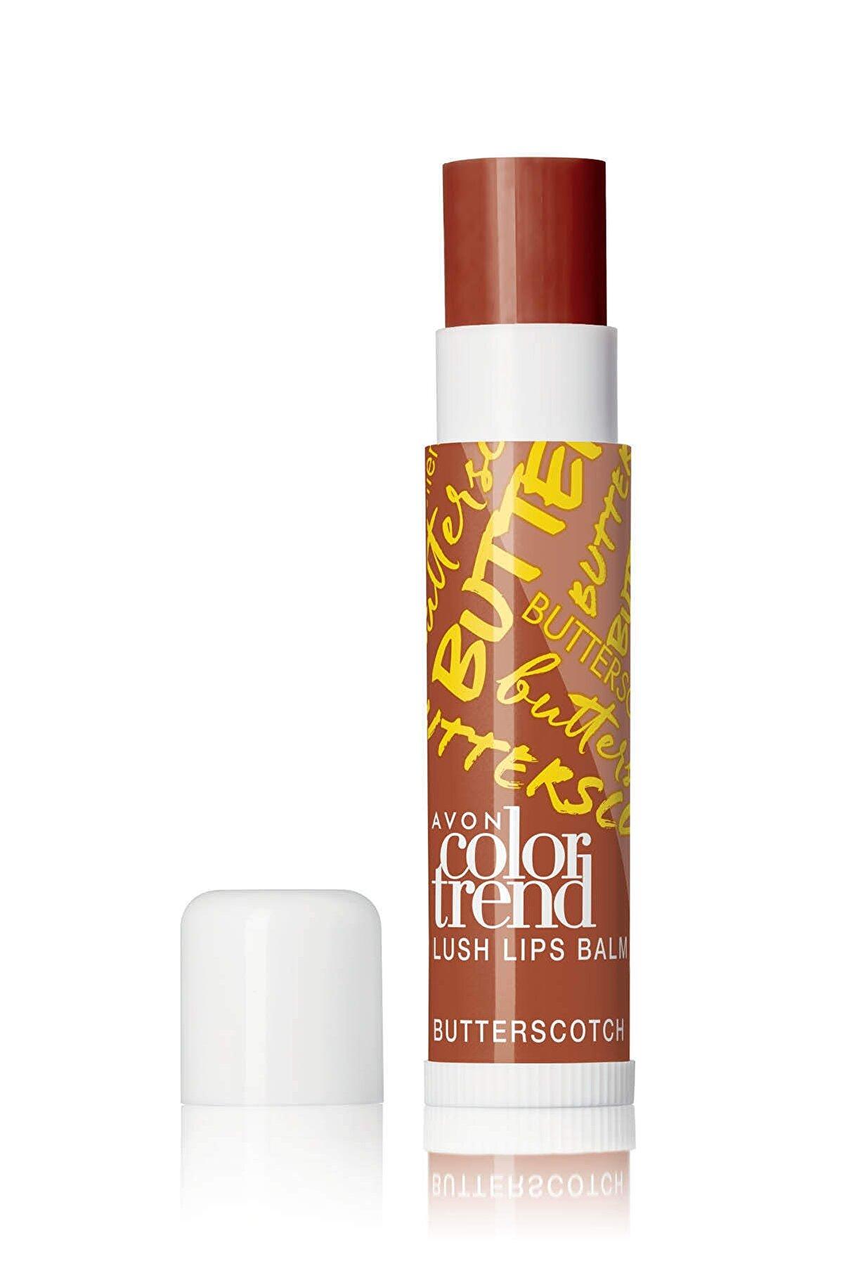 Avon Color Trend Lush Dudak Balmı - Butterscotch