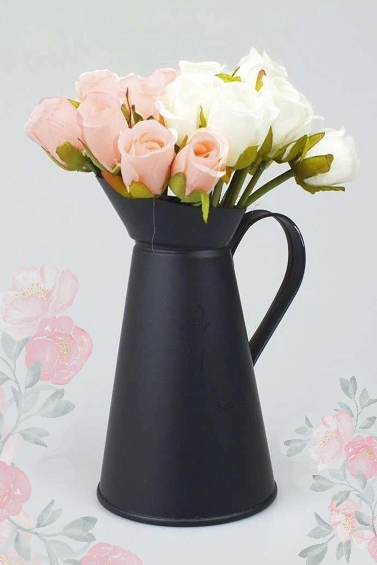Kitchen Life Özel Tasarım Metal Italyan Vazo