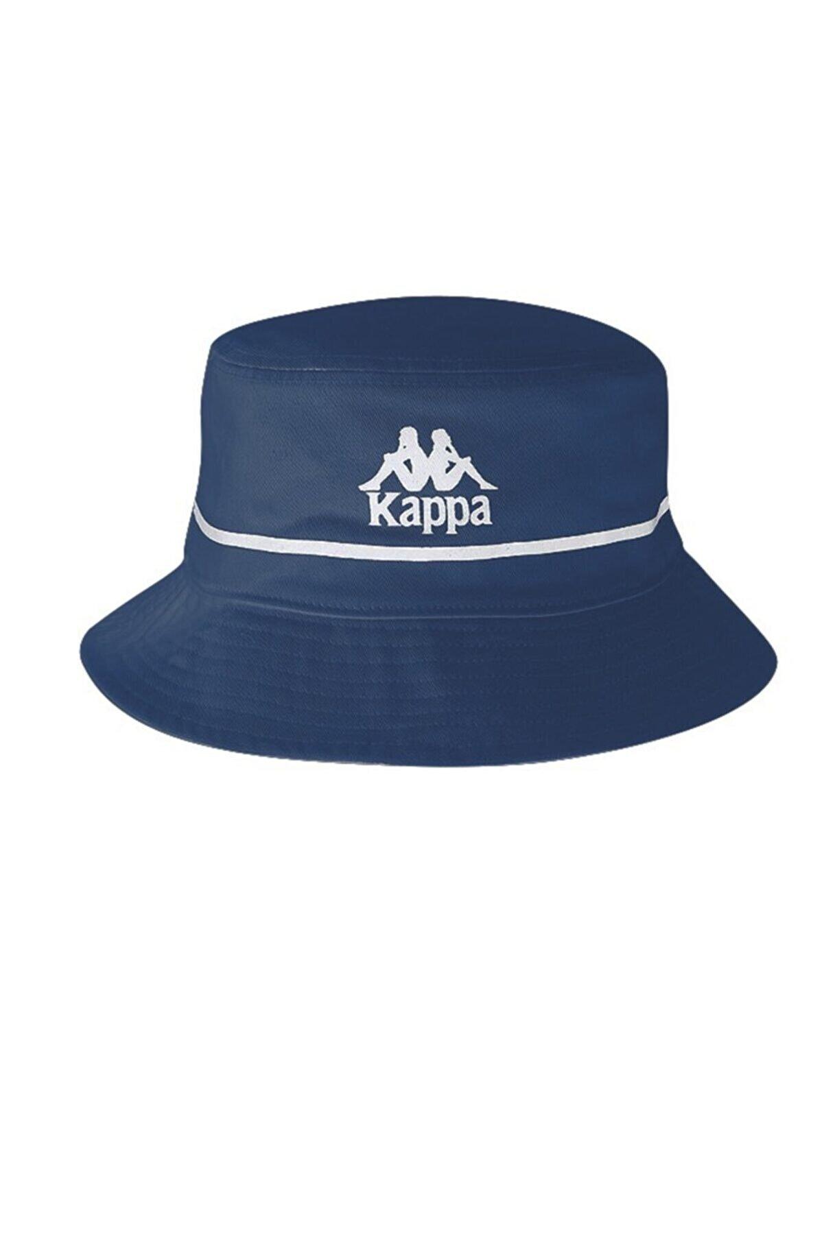 Kappa Erkek Açık İndigo Buck Safari Şapka