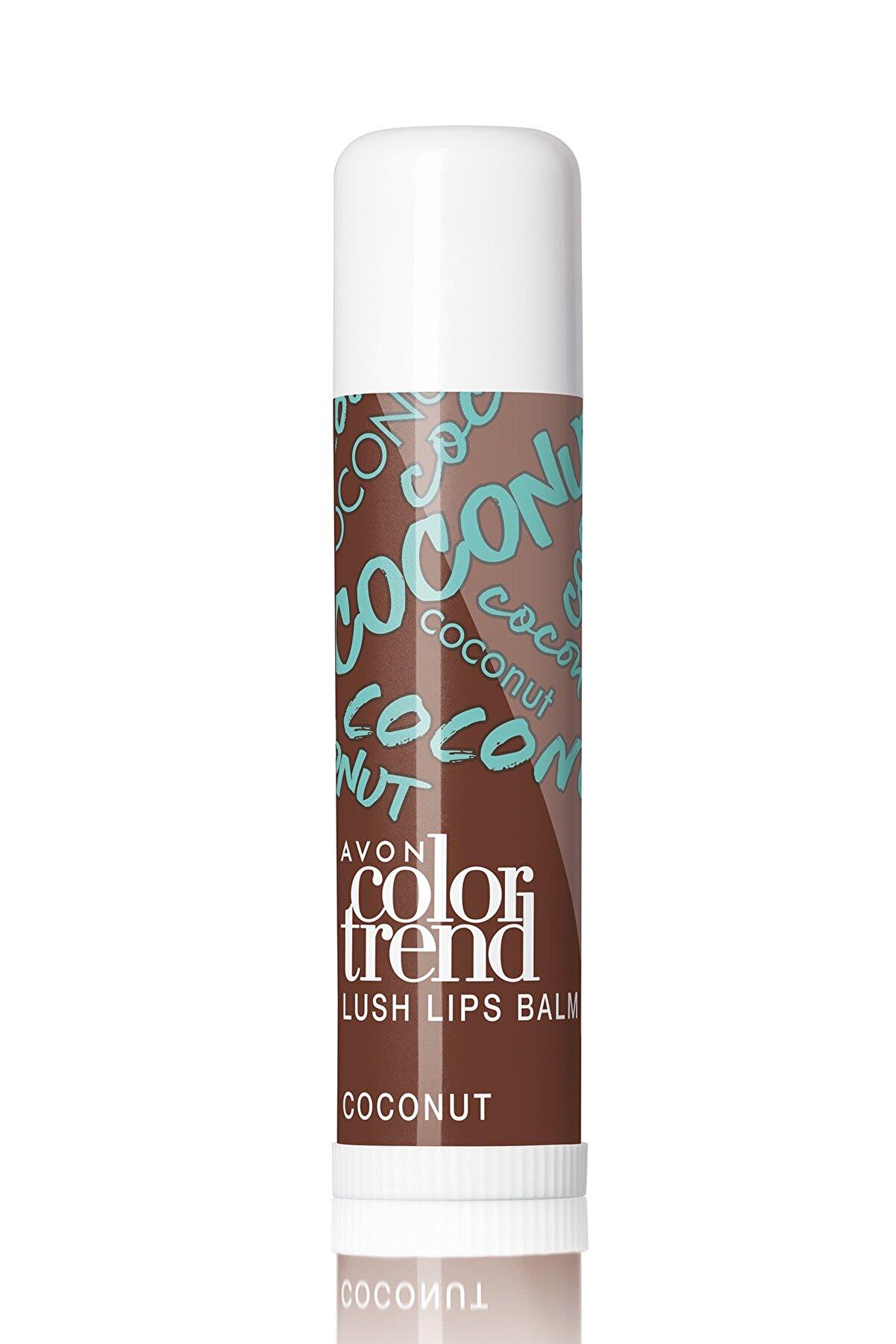 Avon Color Trend Lush Dudak Balmı - Coconut