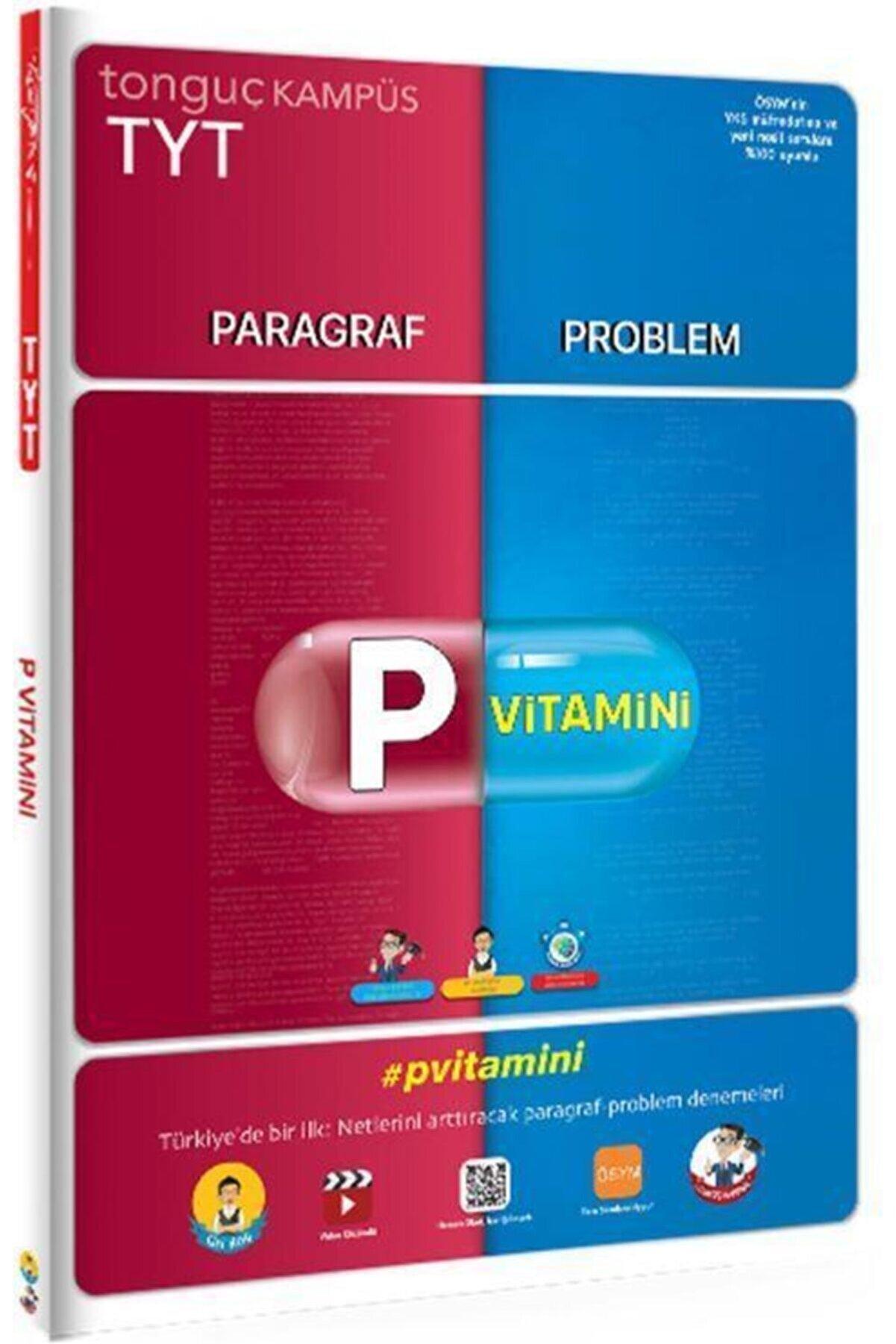 @RBERTİ Tyt Paragraf Problem P Vitamini Denemeleri Tonguç Akademi Komisyon