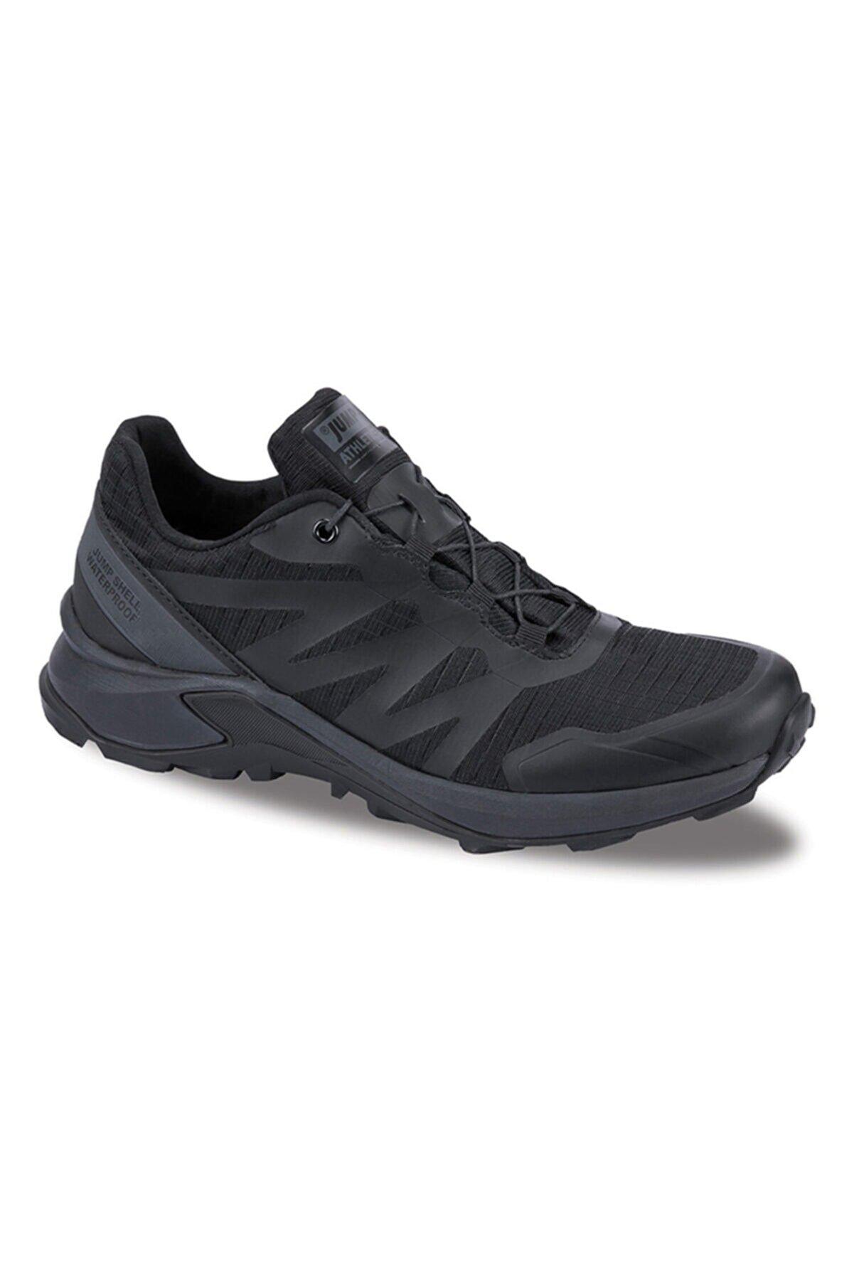 Jump Erkek Siyah Spor Ayakkabı