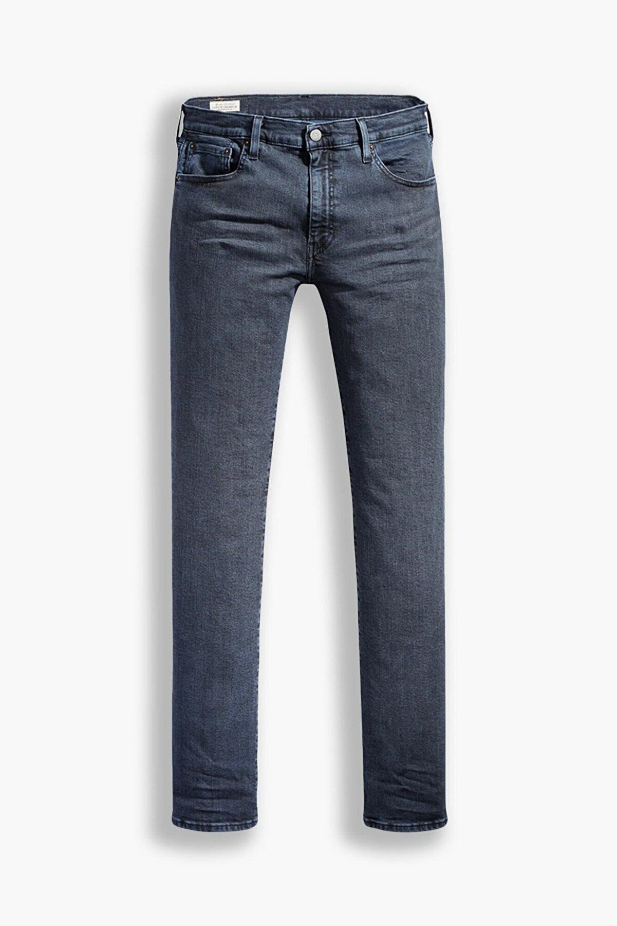 Levi's Erkek 502™ Regular Tapered Erkek Jean Pantolon-Richmond Blue Black Od Adv 2950710300