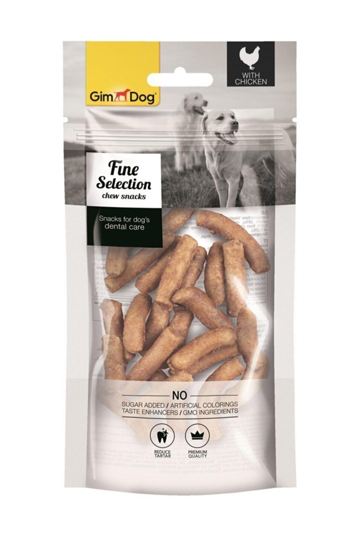 Gimdog Chicken-bites Tavuklu Köpek Ödülü 50gr