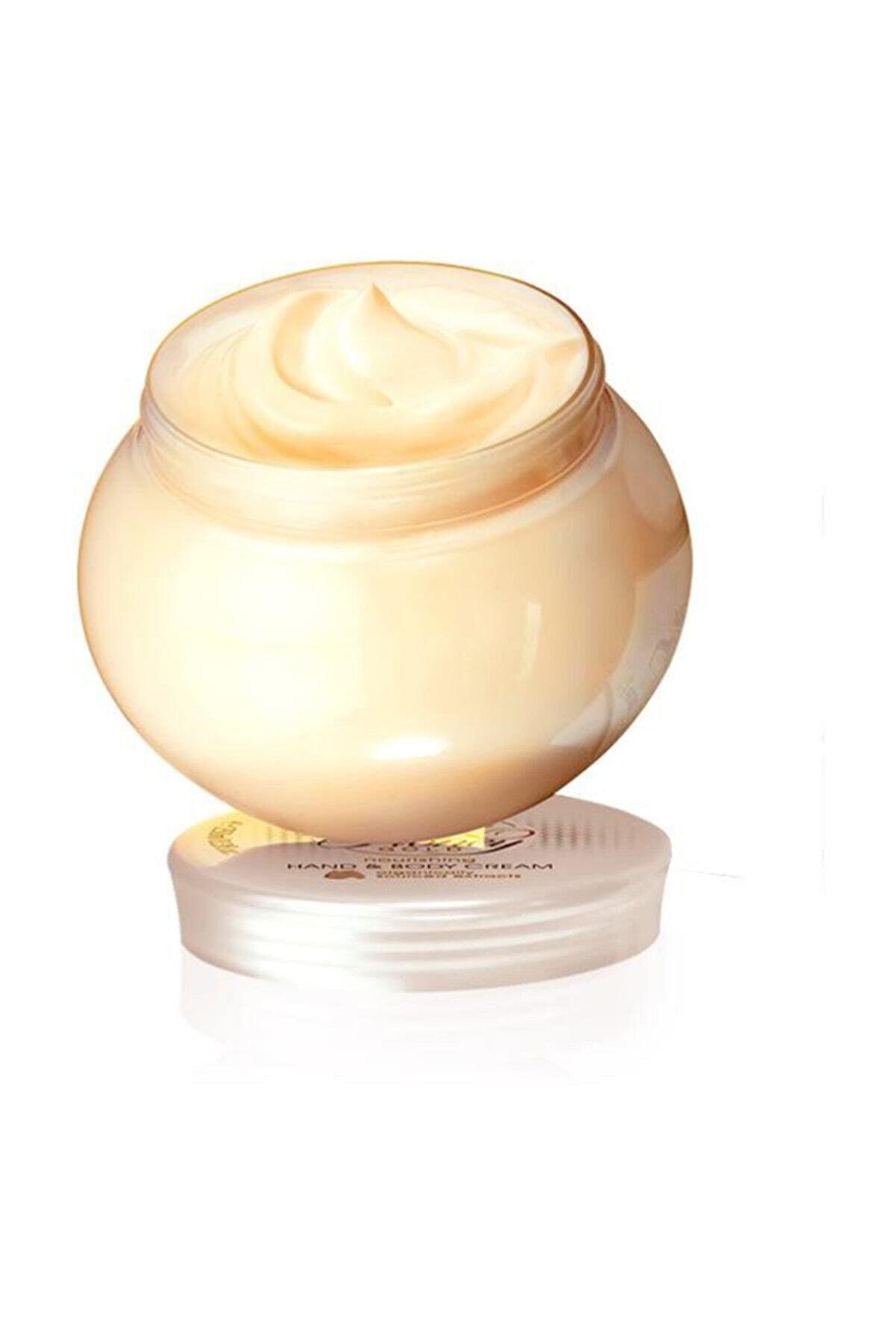 Oriflame Milk & Honey Gold Besleyici El & Vücut Kremi 250 ml
