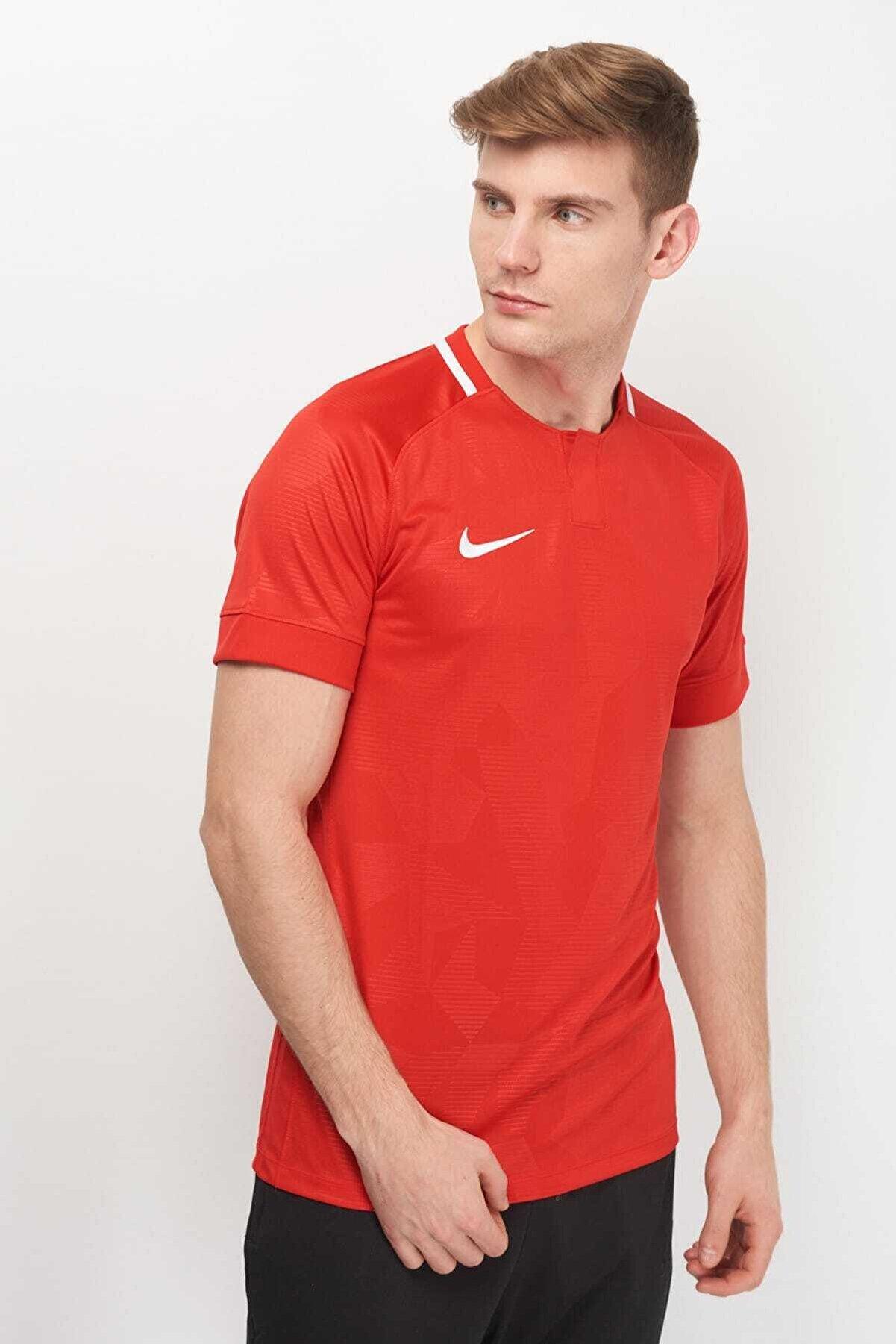 Nike Erkek T-shirt - Dry Chalng Iı Jsy Ss - 893964-657
