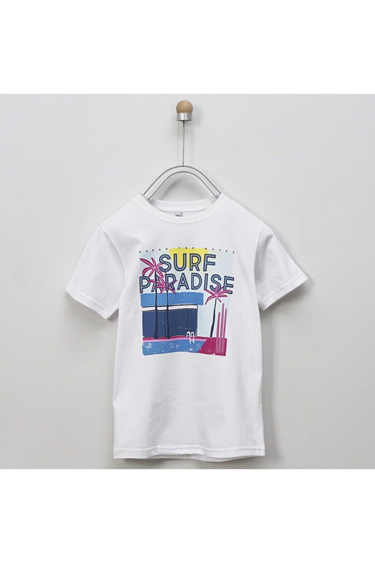 Panço Erkek Çocuk T-shirt 2011bk05033