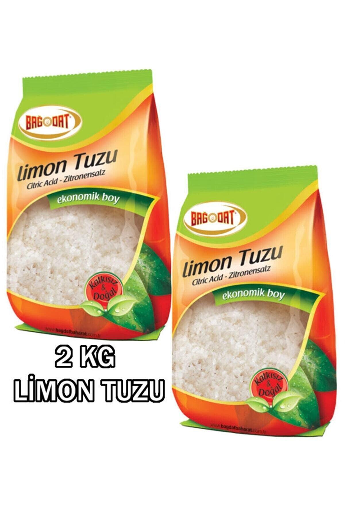 Tunalı Life Bağdat Baharat Limon Tuzu Tane 2 Kg