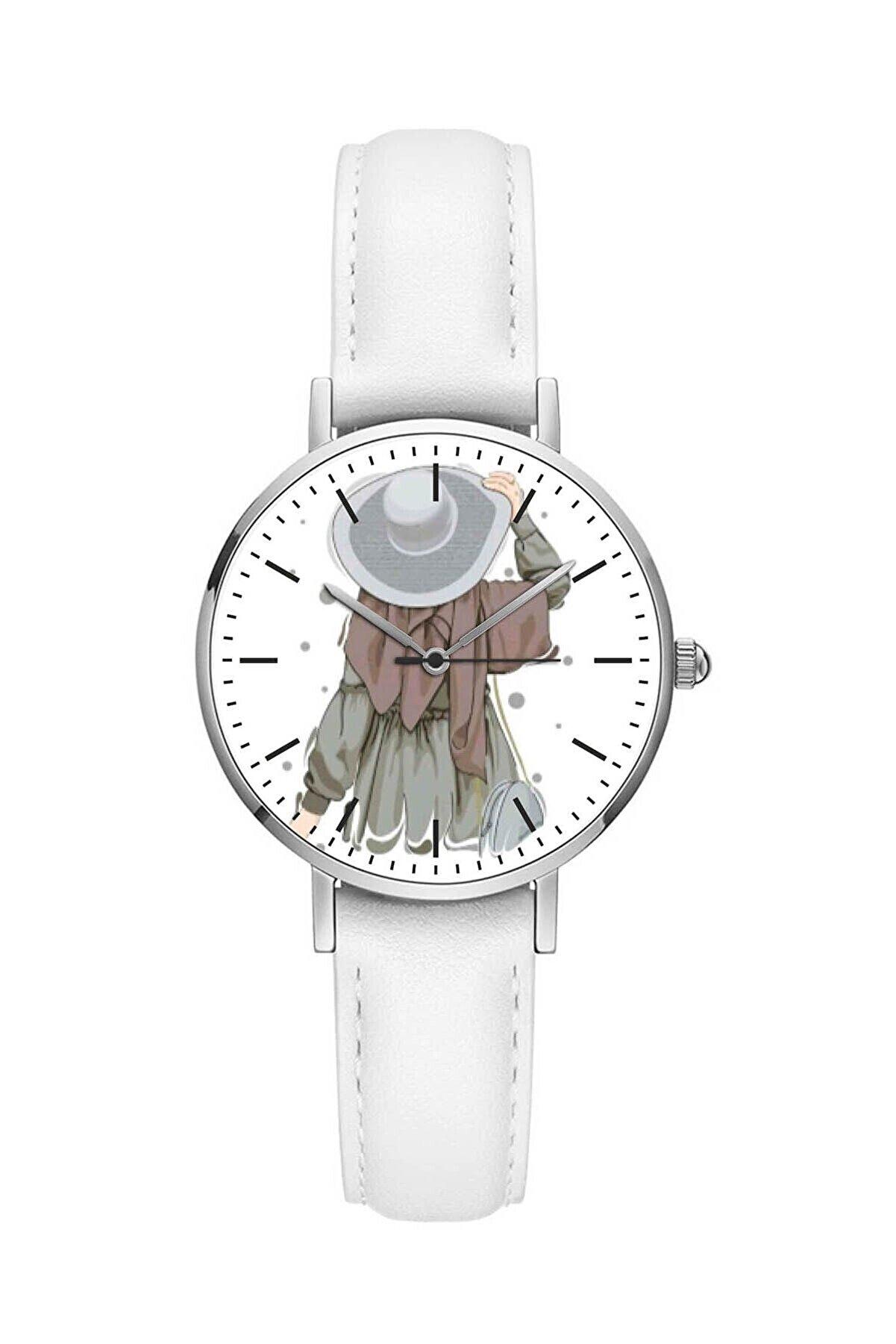 Bilge Watch Deri Kordon Kadın Kol Saati