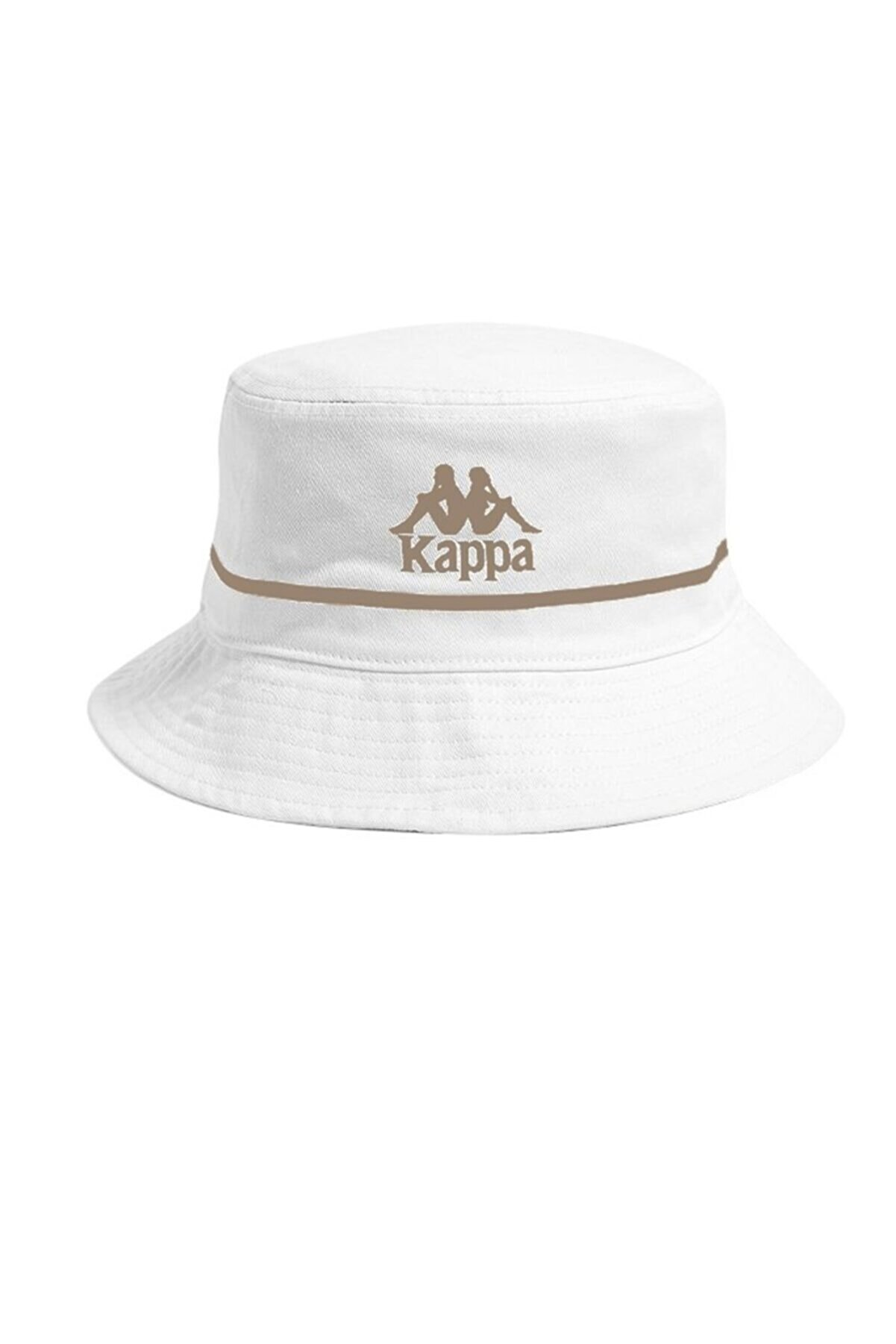 Kappa Kadın Safari Şapka Bucketo Ekru
