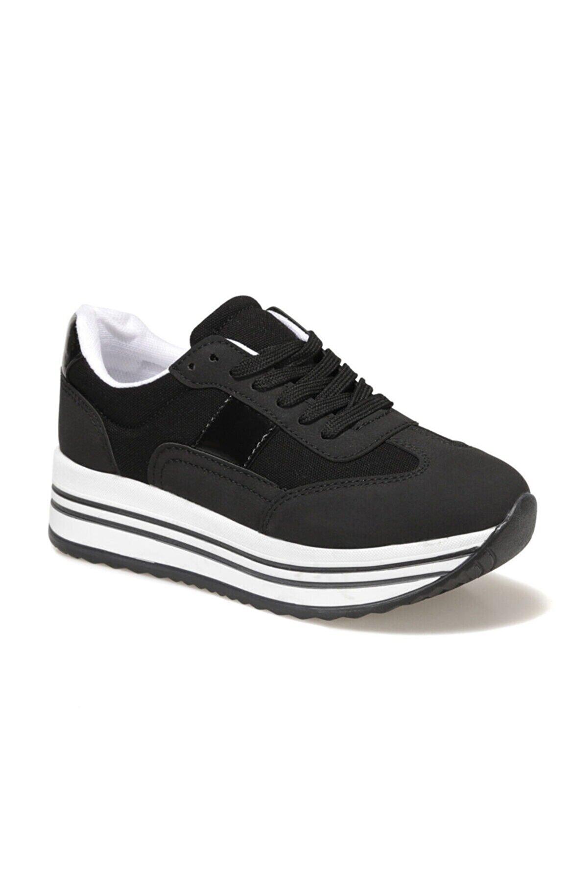 Kinetix RIVA 1FX Siyah Kadın Spor Ayakkabı 100668237
