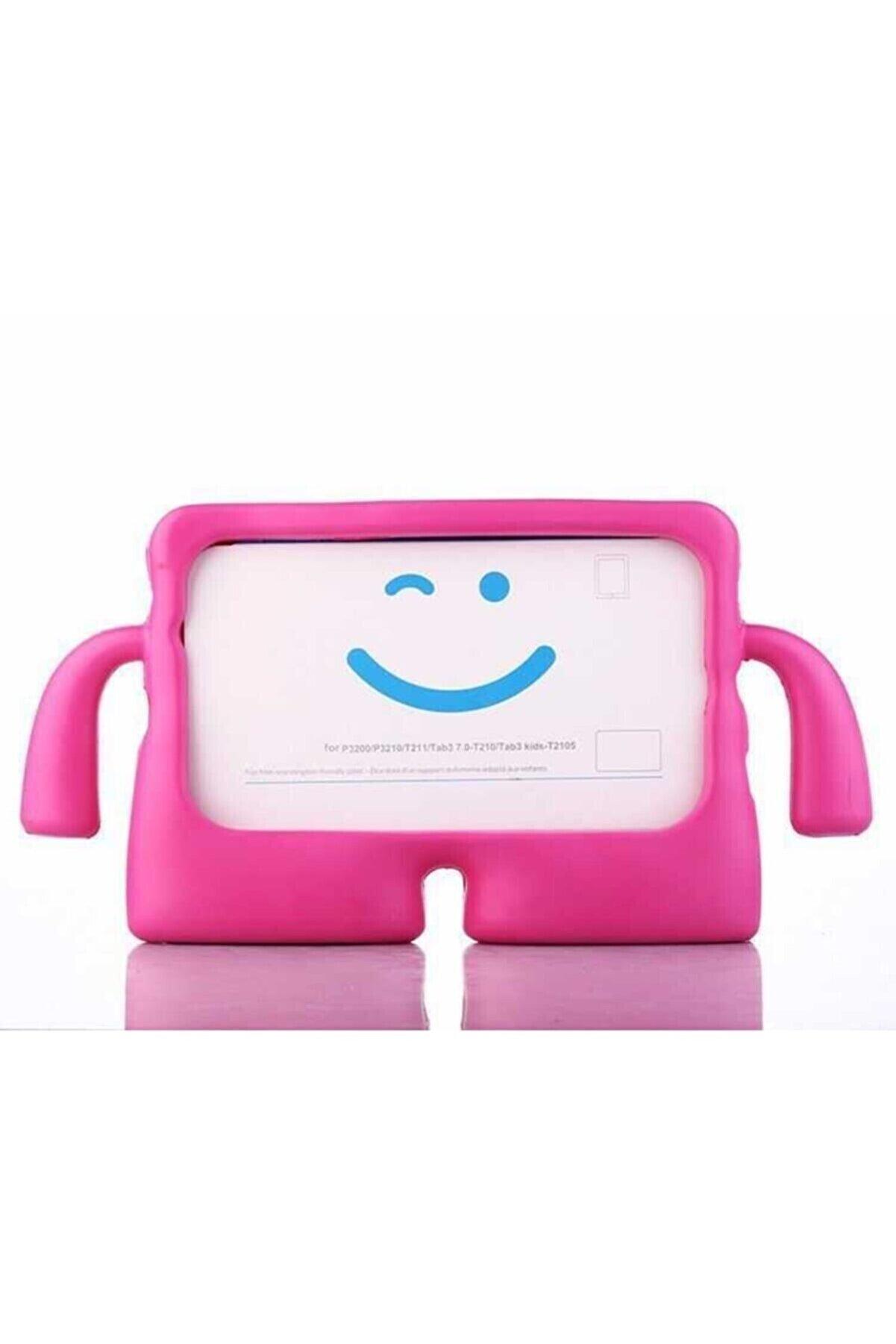 Zore Apple Ipad 2-3-4 Uyumlu Standlı Slikon Çocuk Tablet Kılıfı