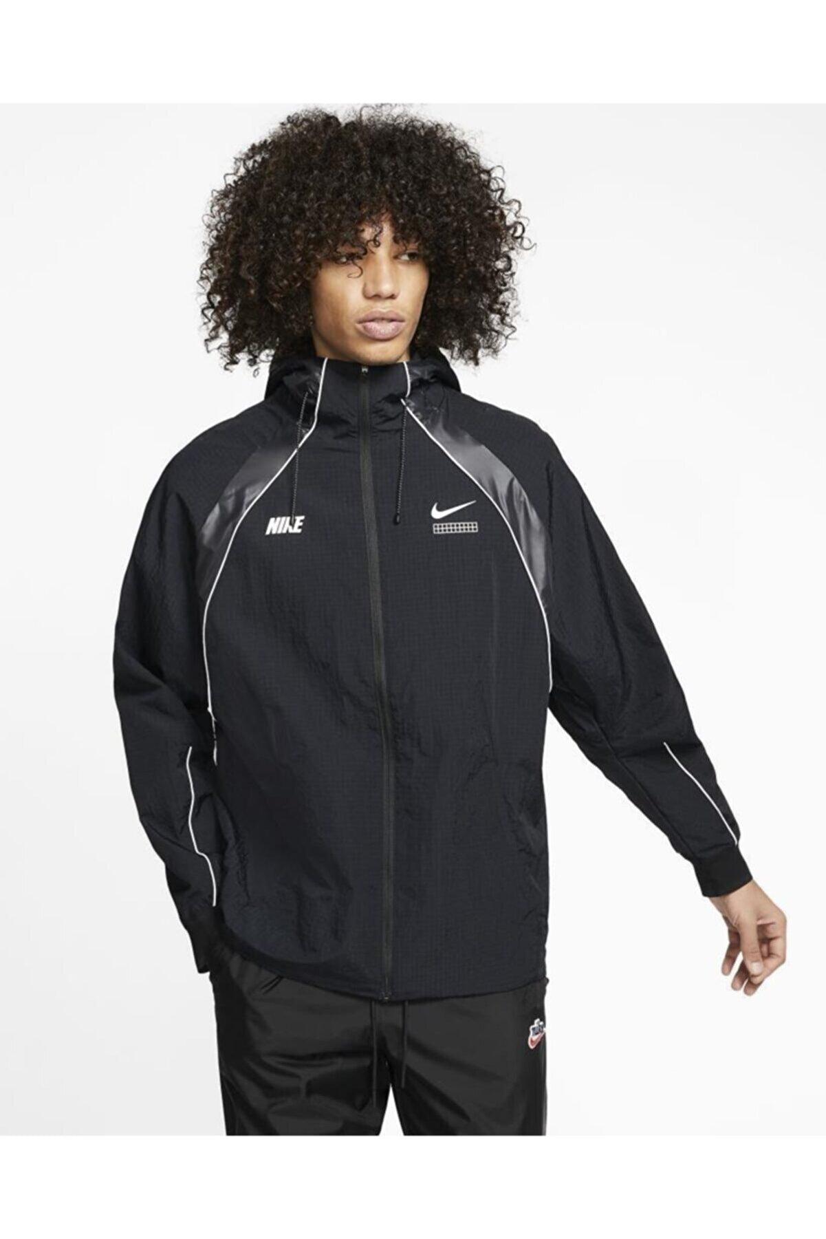 Nike Sportswear Dna Mens Woven Jacket Ct9958-010