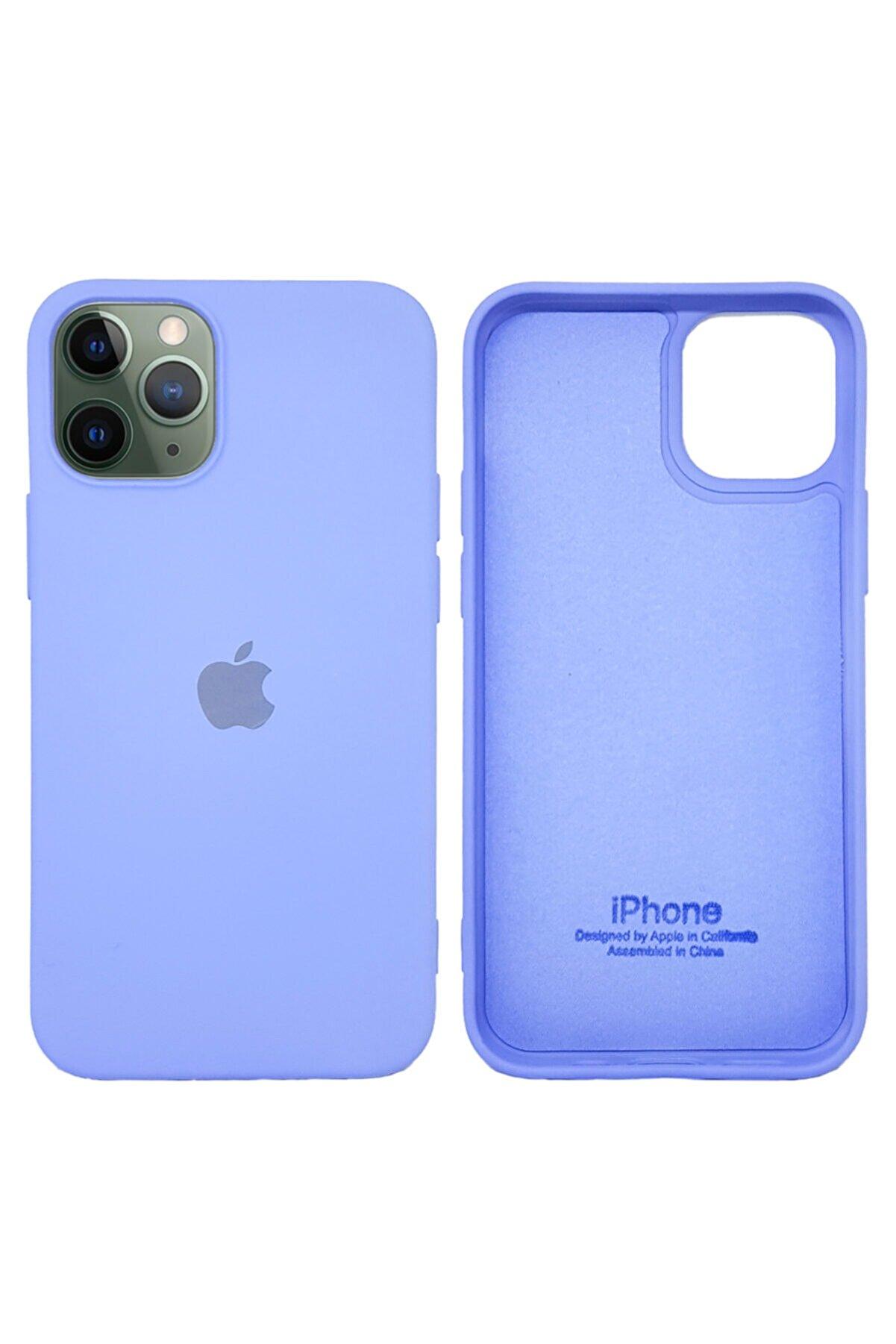 Joyroom Apple Iphone 12 Mini Lansman Kılıf Mikro Fiber Iç Yüzey Lila