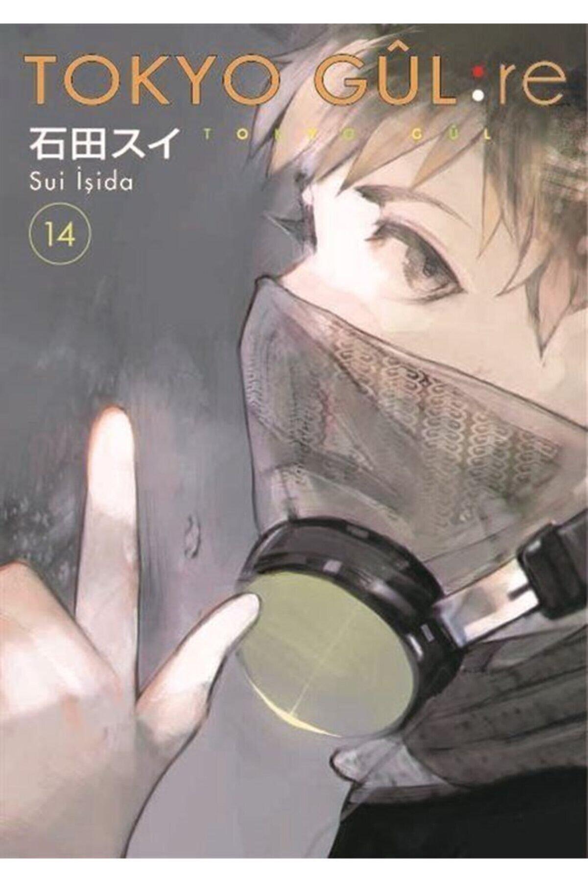 Gerekli Şeyler Tokyo Gul : Re 14.cilt