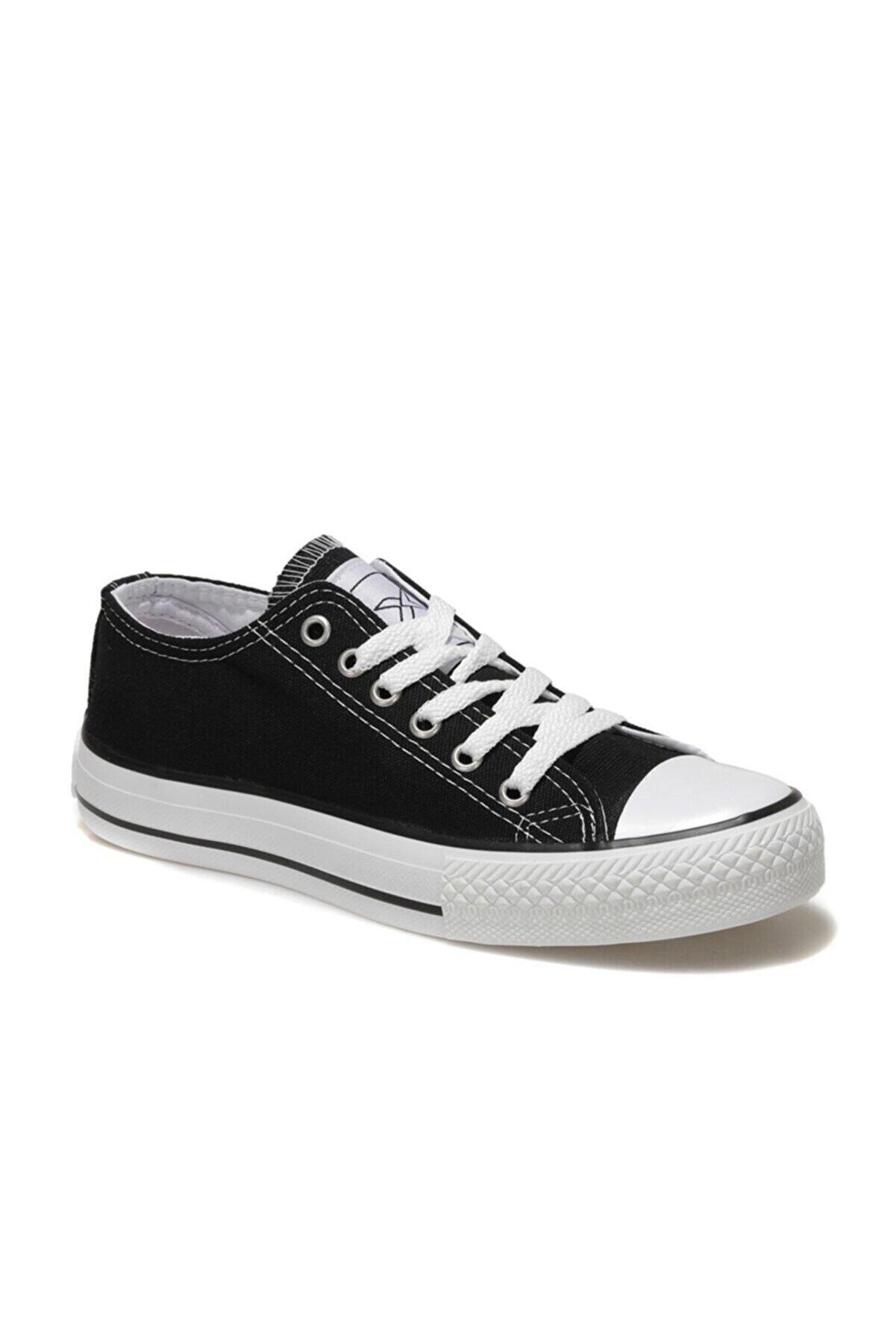 Kinetix FOWLER W 1FX Siyah Kadın Sneaker Ayakkabı 101018725