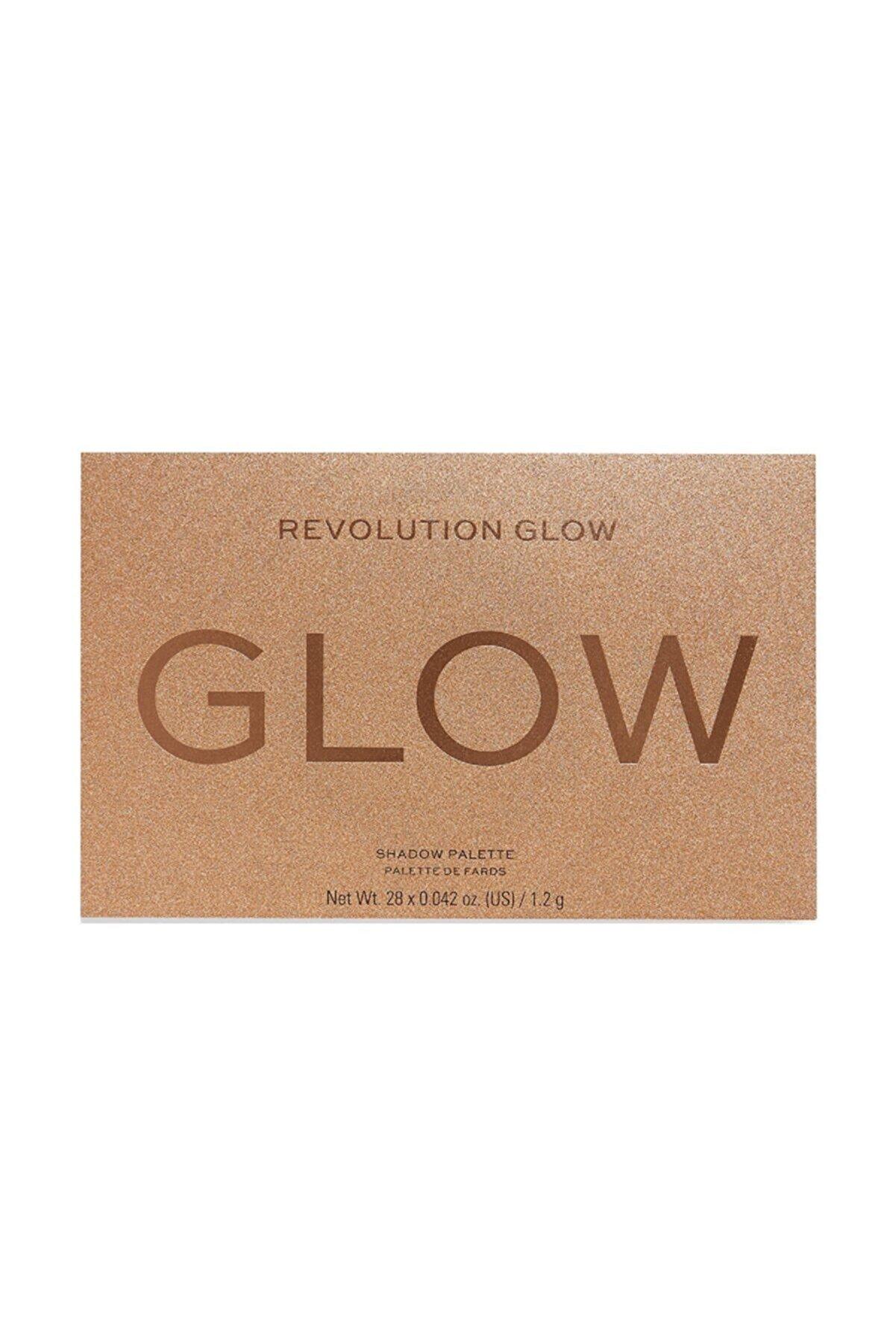 MAKEUP REVOLUTION Far Paleti Revolution Heatwave Palette - Glow
