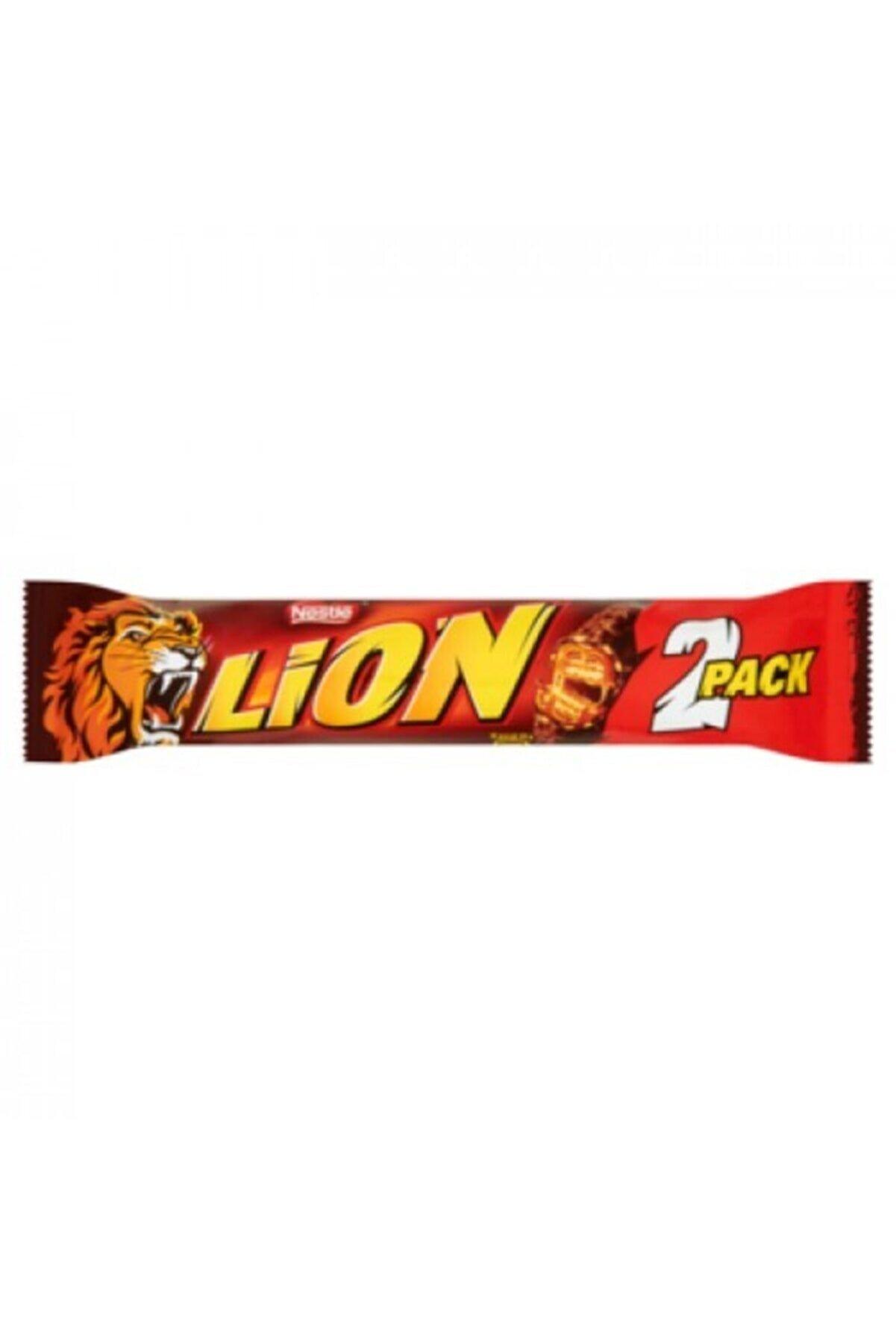 Nestle Lion Bar 2 Pack