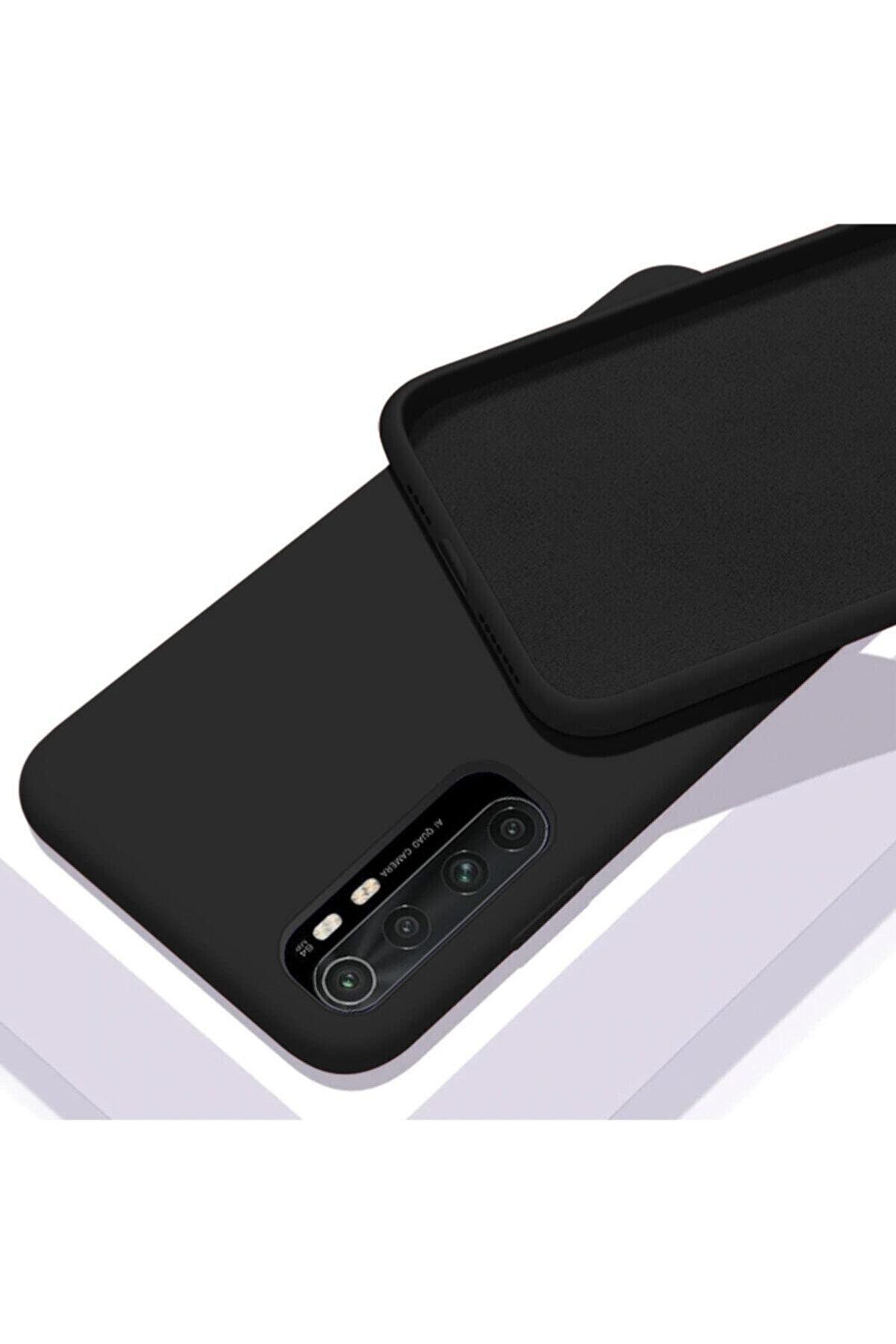 Telehome Xiaomi Mi Note 10 Lite Lansman Kılıf Içi Kadife Kaplıdır