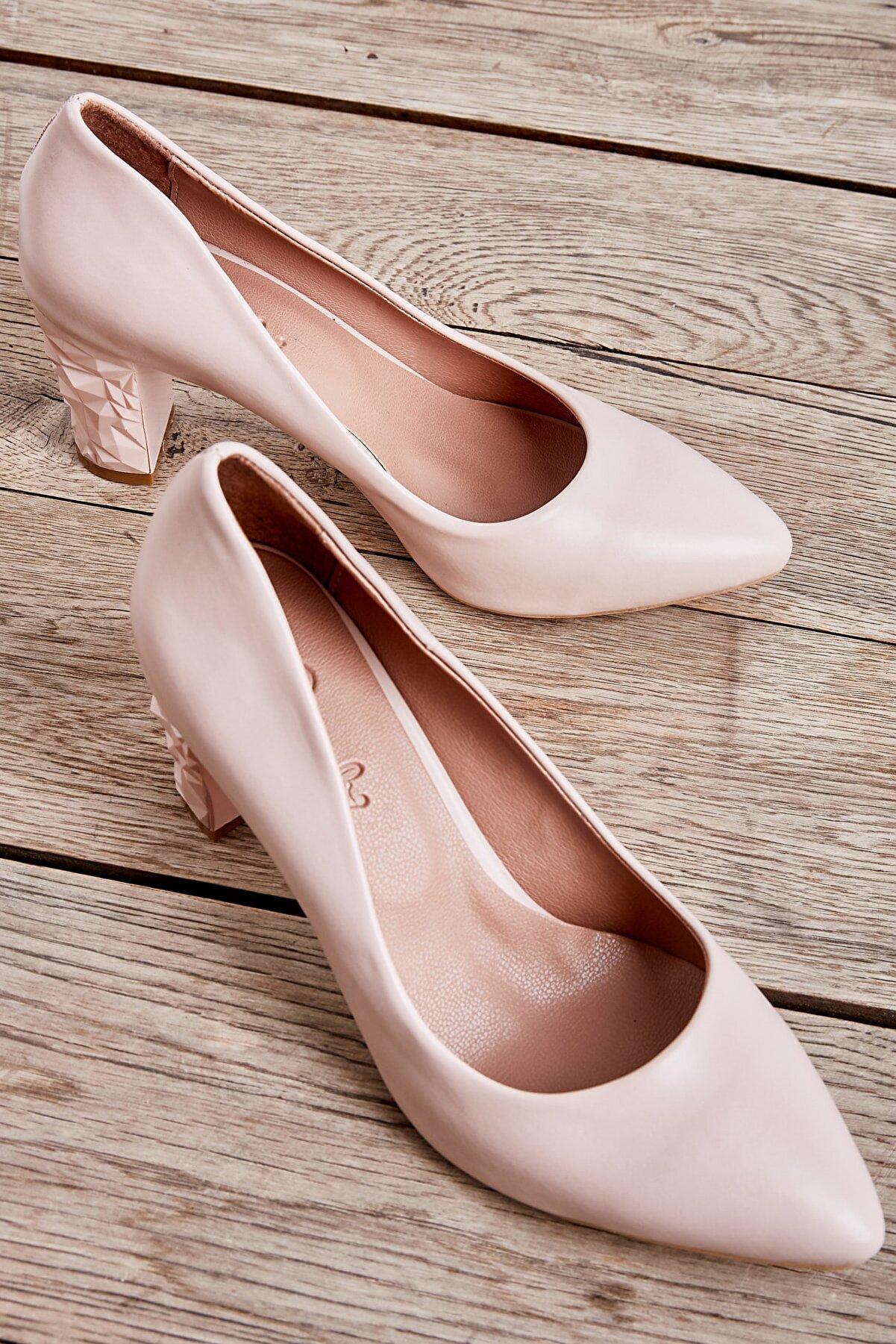 Bambi Ten Kadın Ayakkabı L0674090209