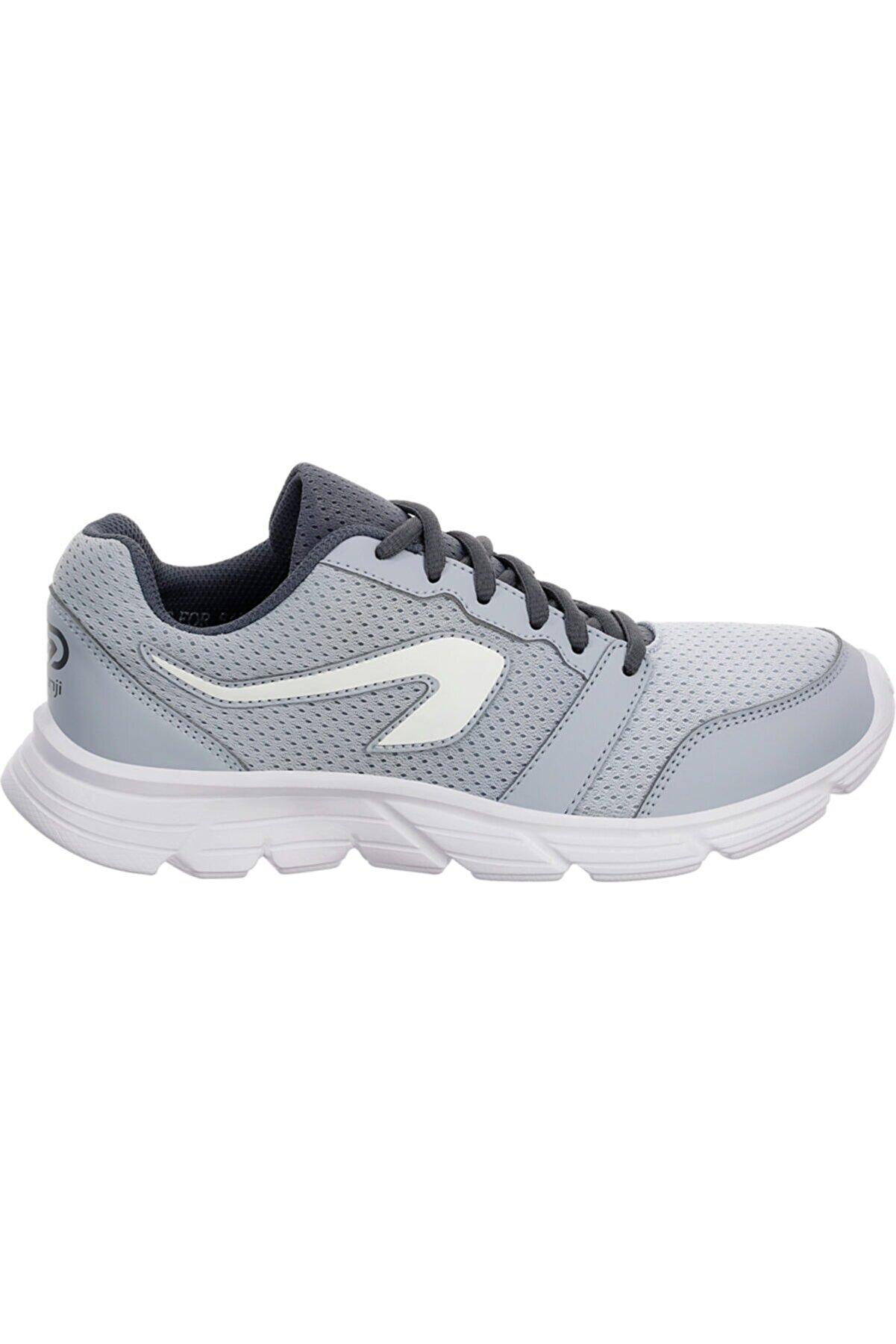 KALENJI BY DECATHLON Kadın Gri Koşu Spor Ayakkabı Run 100