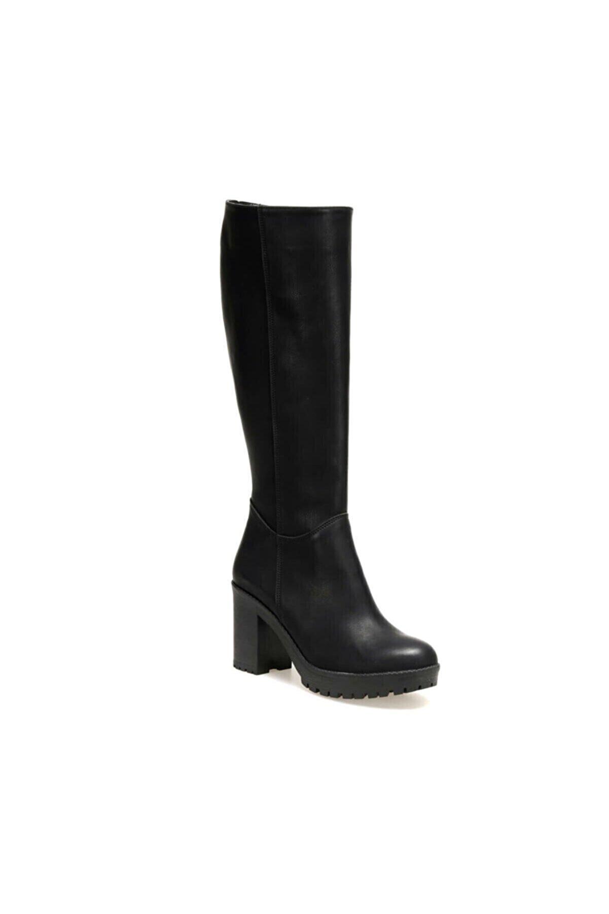 Butigo 19K-407 Siyah Kadın Çizme 100440294