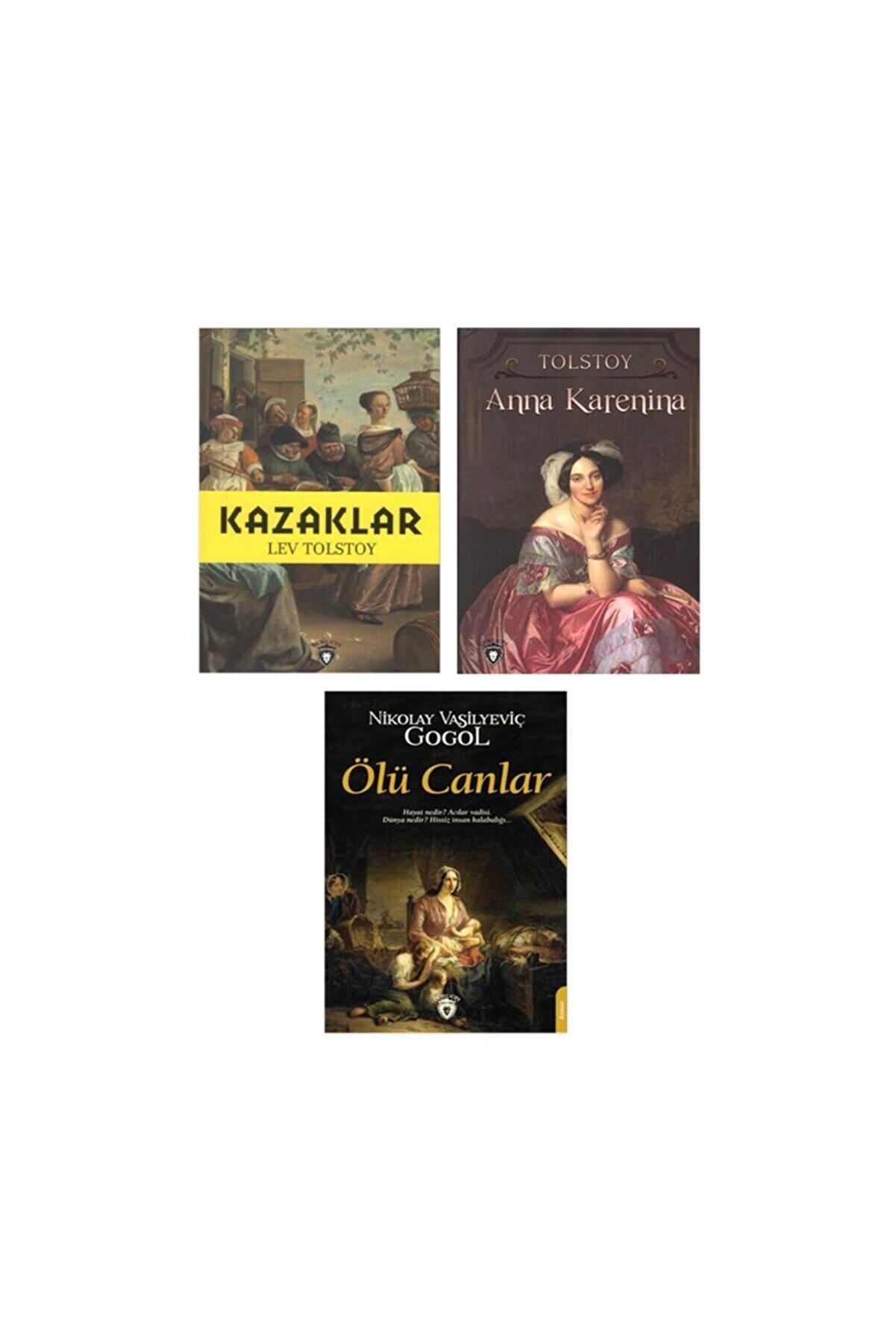 Dorlion Yayınevi Dünya Klasikleri 3 Kitap