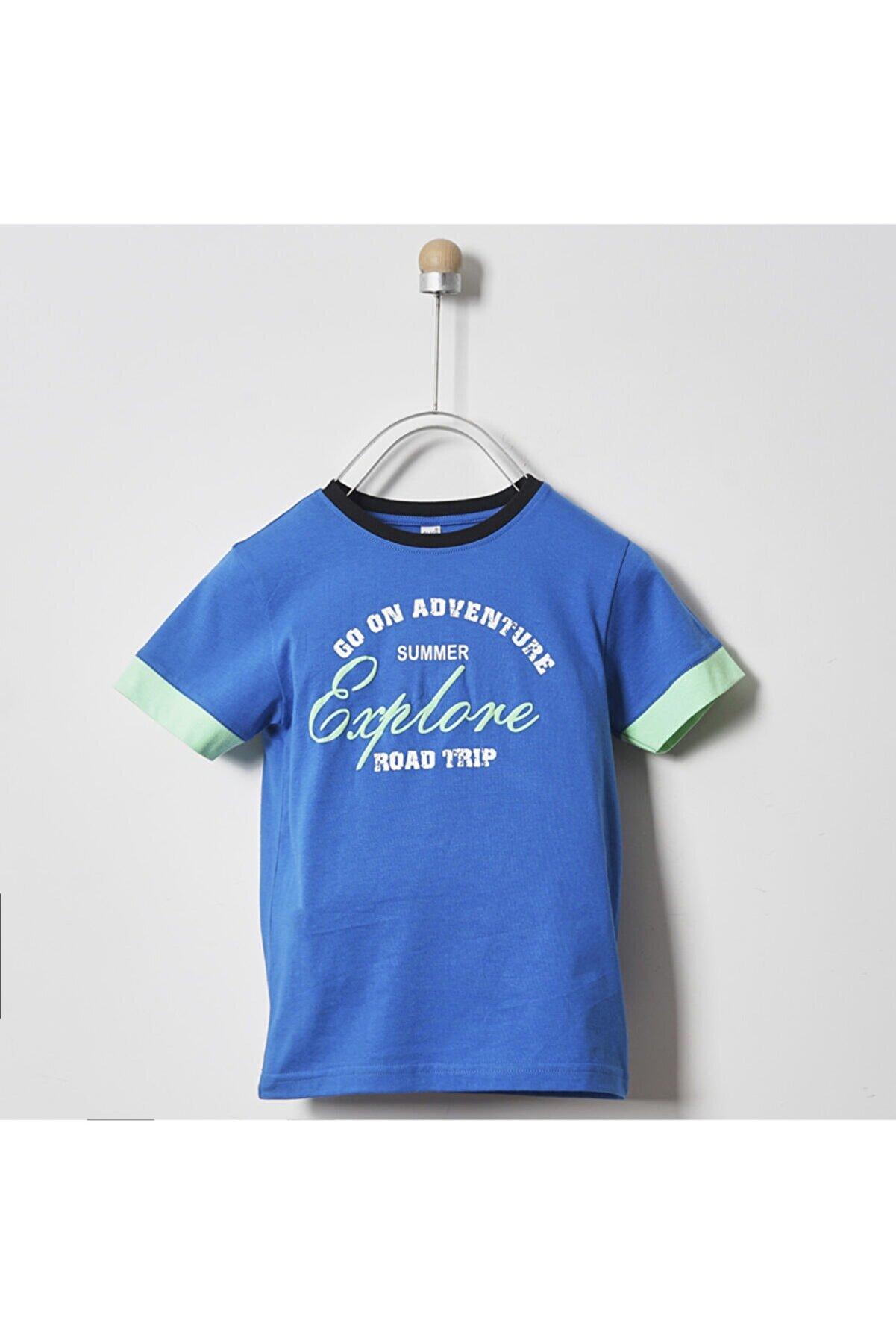 Panço Erkek Çocuk T-shirt 2011bk05036