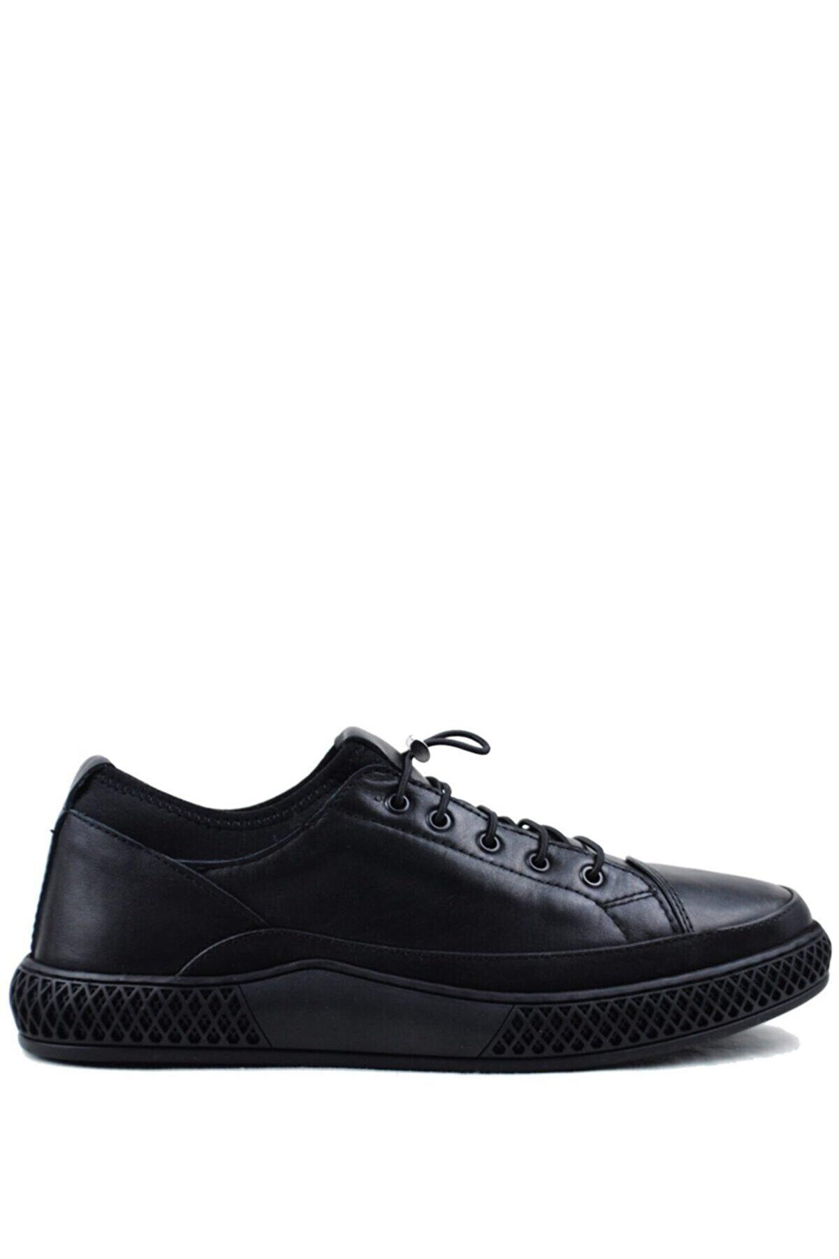 Buffalo Casual Erkek Ayakkabı Siyah