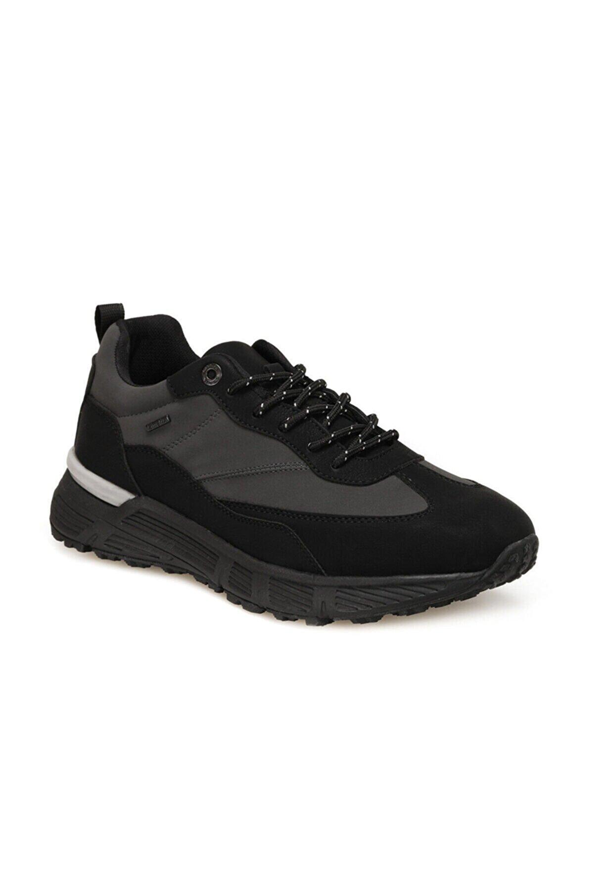 Kinetix YEWI Siyah Erkek Sneaker Ayakkabı 100541475