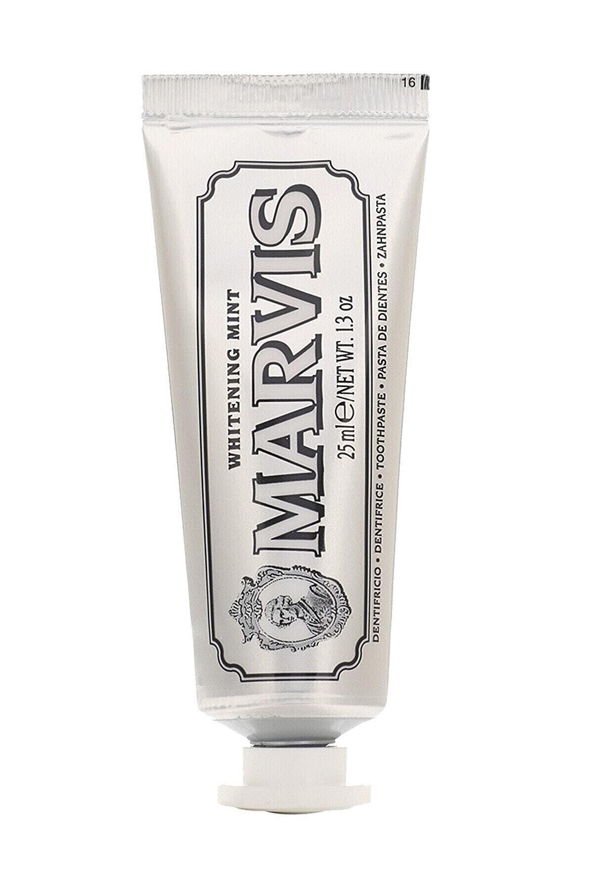 Marvis Beyazlatıcı Diş Macunu 25 ml