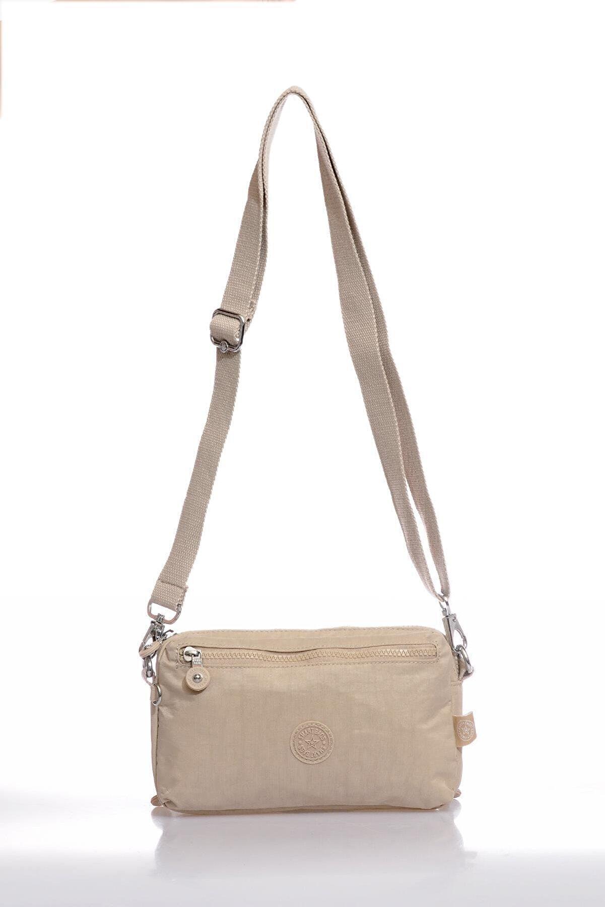 Smart Bags Smb3062-0003 Bej Kadın Bel Ve Çapraz Çanta