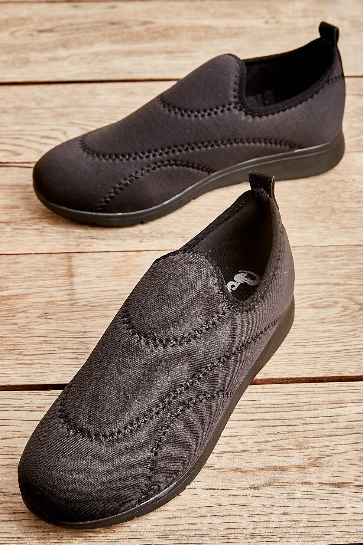 Bambi Siyah Kadın Casual Ayakkabı L07920100