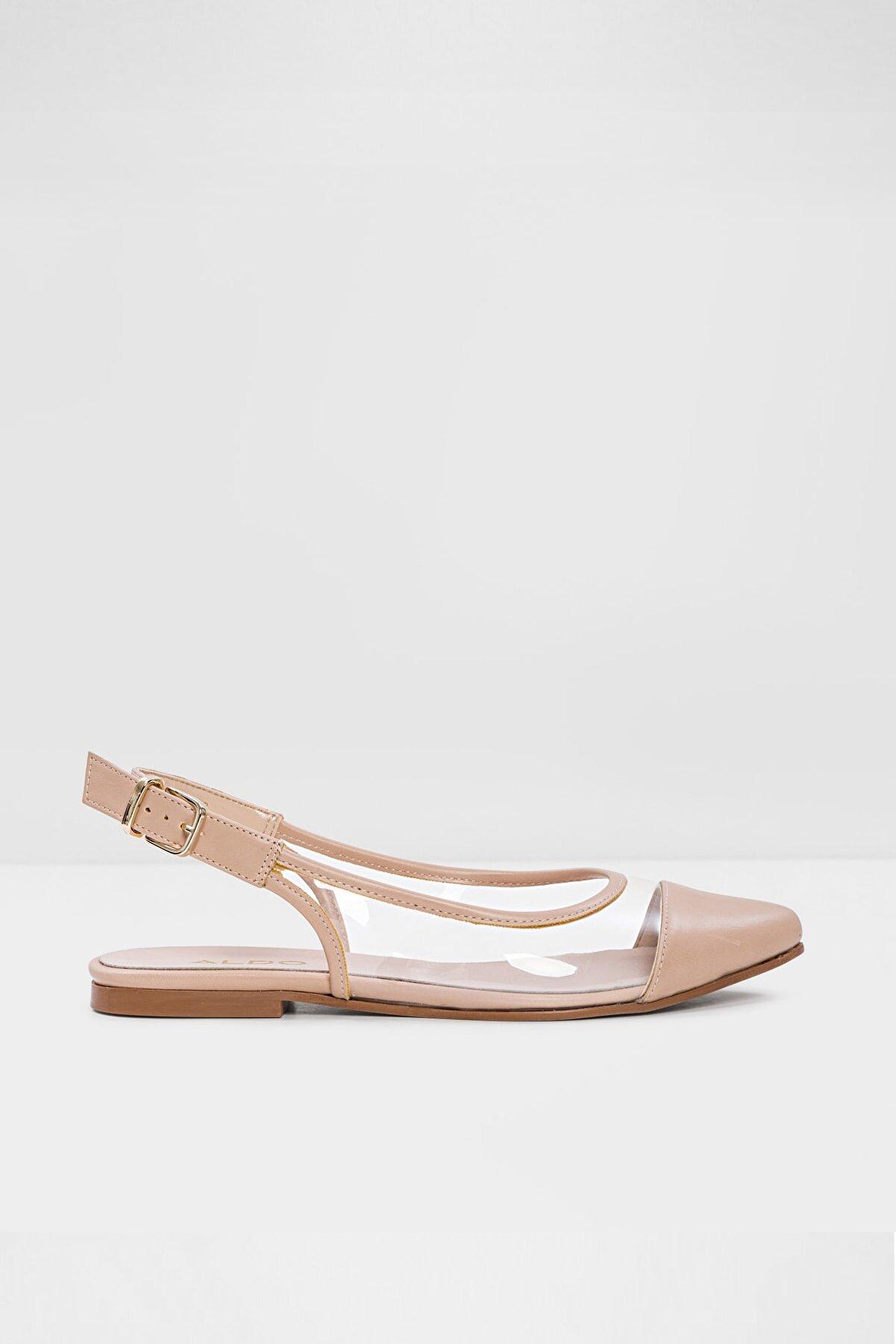 Aldo Karowara-tr - Bej Kadın Düz Ayakkabı
