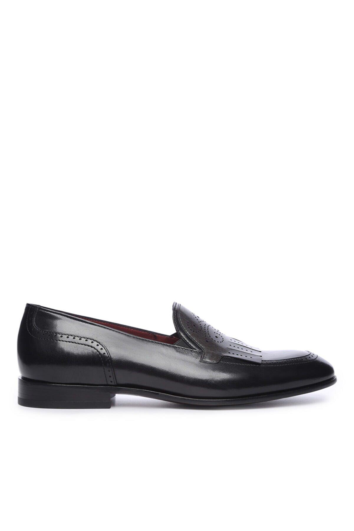 Kemal Tanca Erkek Derı Klasik Ayakkabı 342 7231 K Erk Ayk
