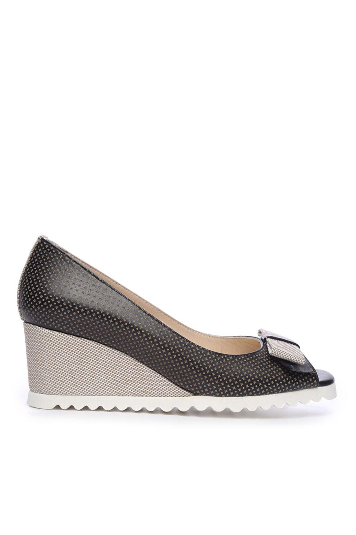 Kemal Tanca Kadın Derı Ayakkabı Ayakkabı 94 4500 Bn Ayk