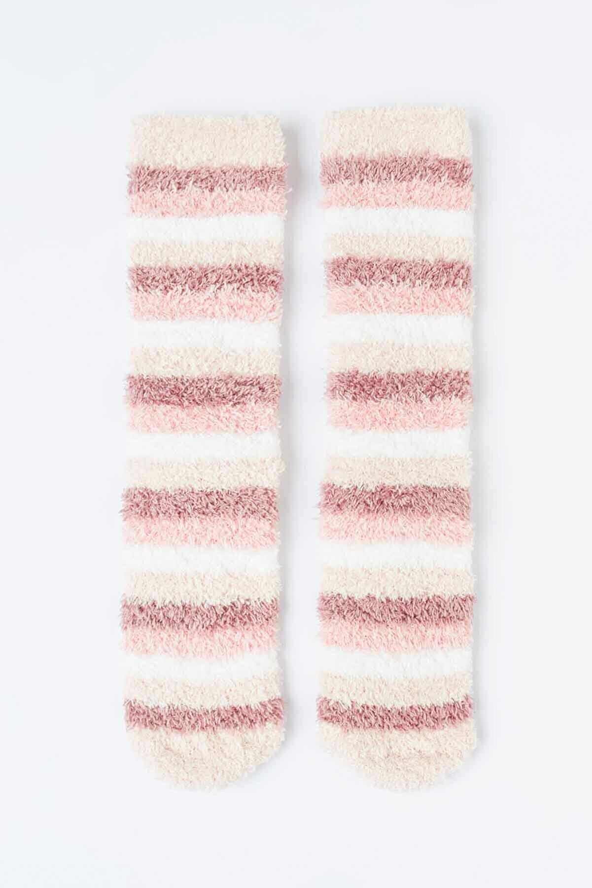 Penti Çok Renkli Pinky 2li Soket Çorabı