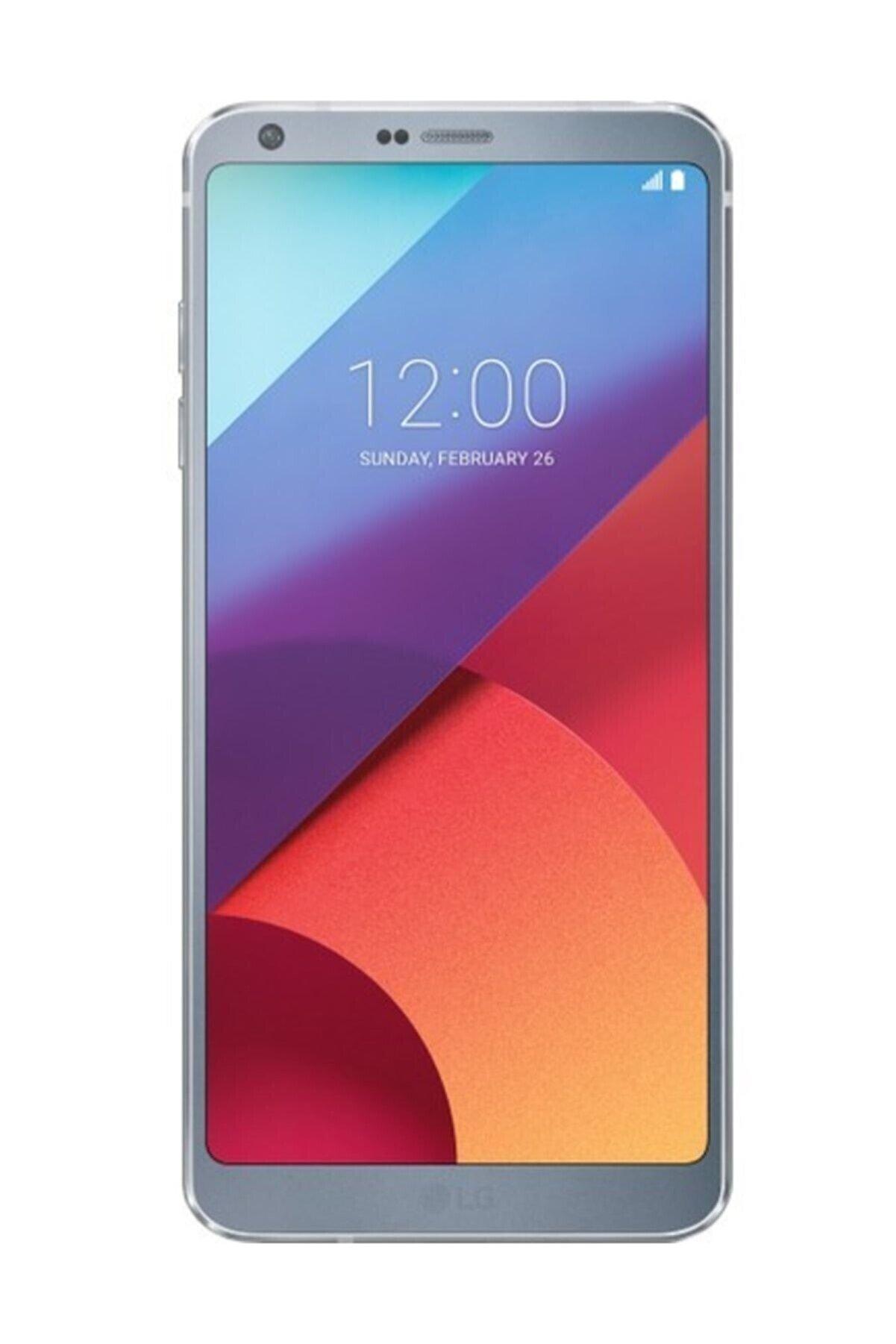 LG G6 32gb Platınum (Kvk Garantili)