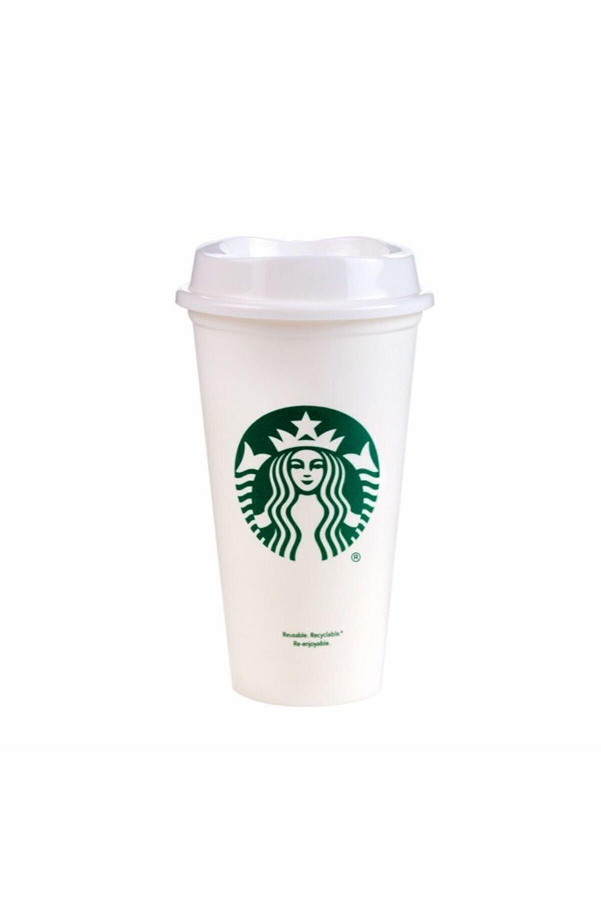 Starbucks Yeniden Kullanılabilir Bardak