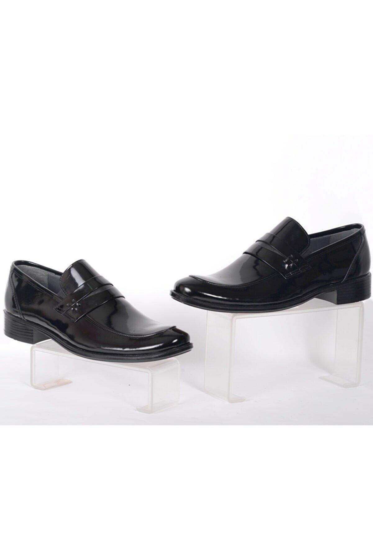Çarık Dünyası06 Siyah ayakkabı