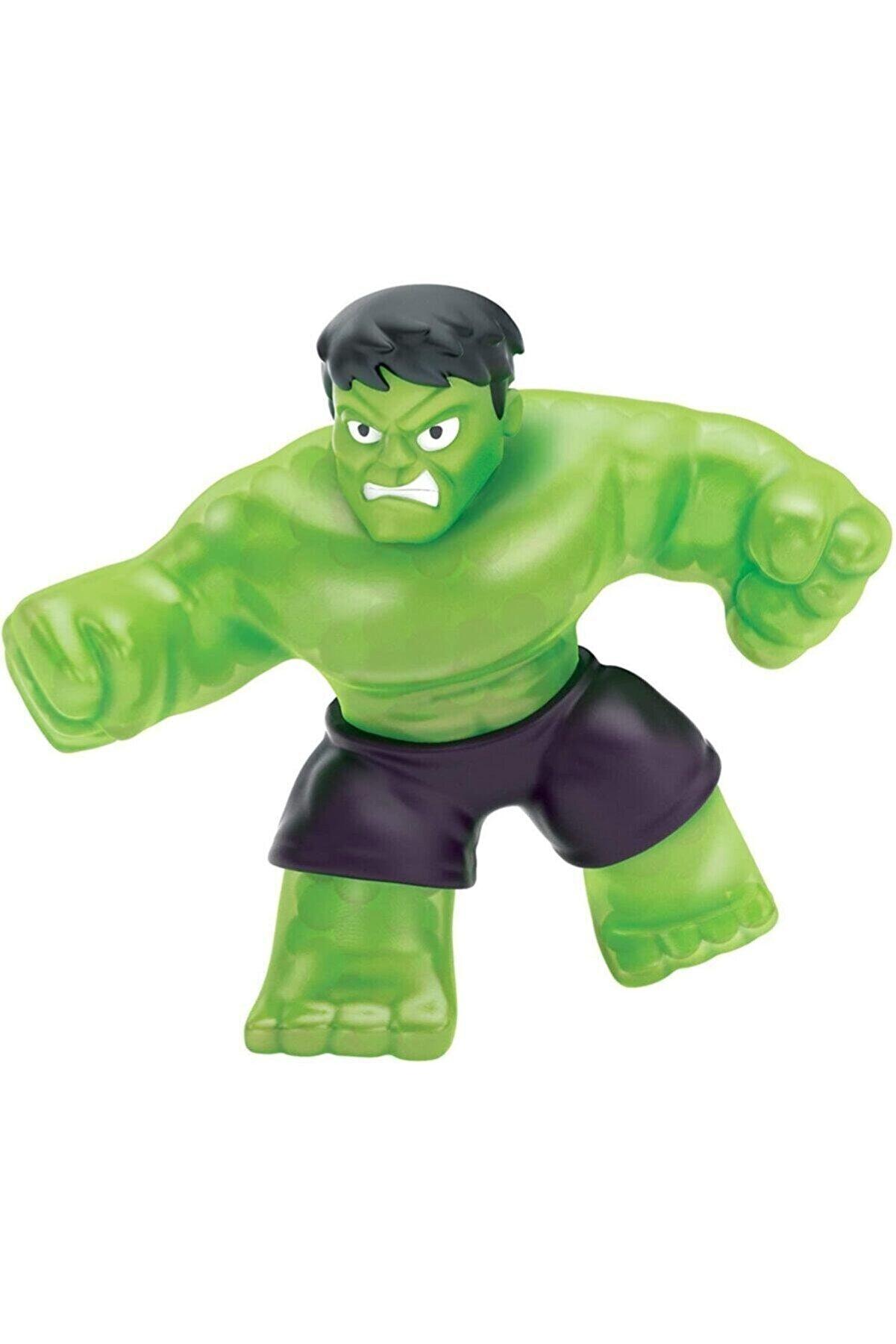 GIOCHI PREZIOSI Goojitzu Marvel Tekli Figür Hulk