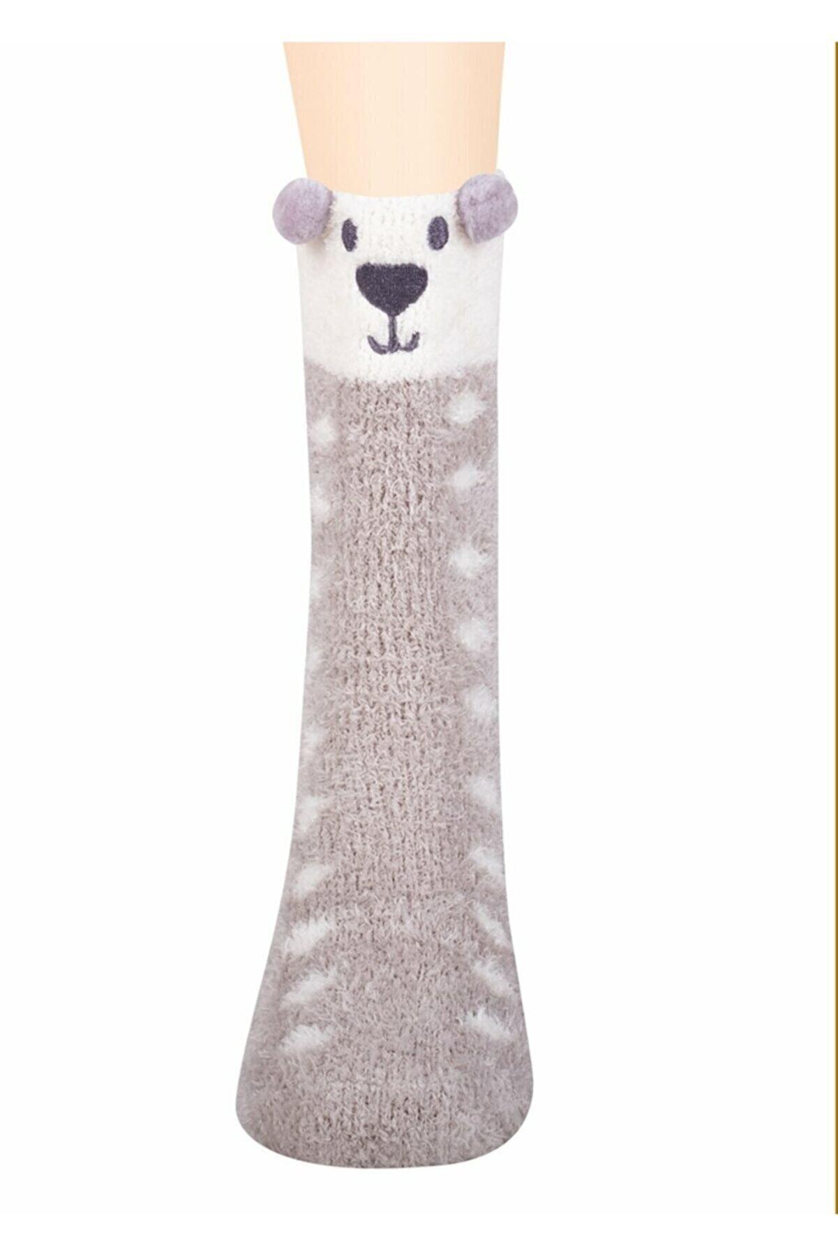 Suwen Soft Dot Çorap