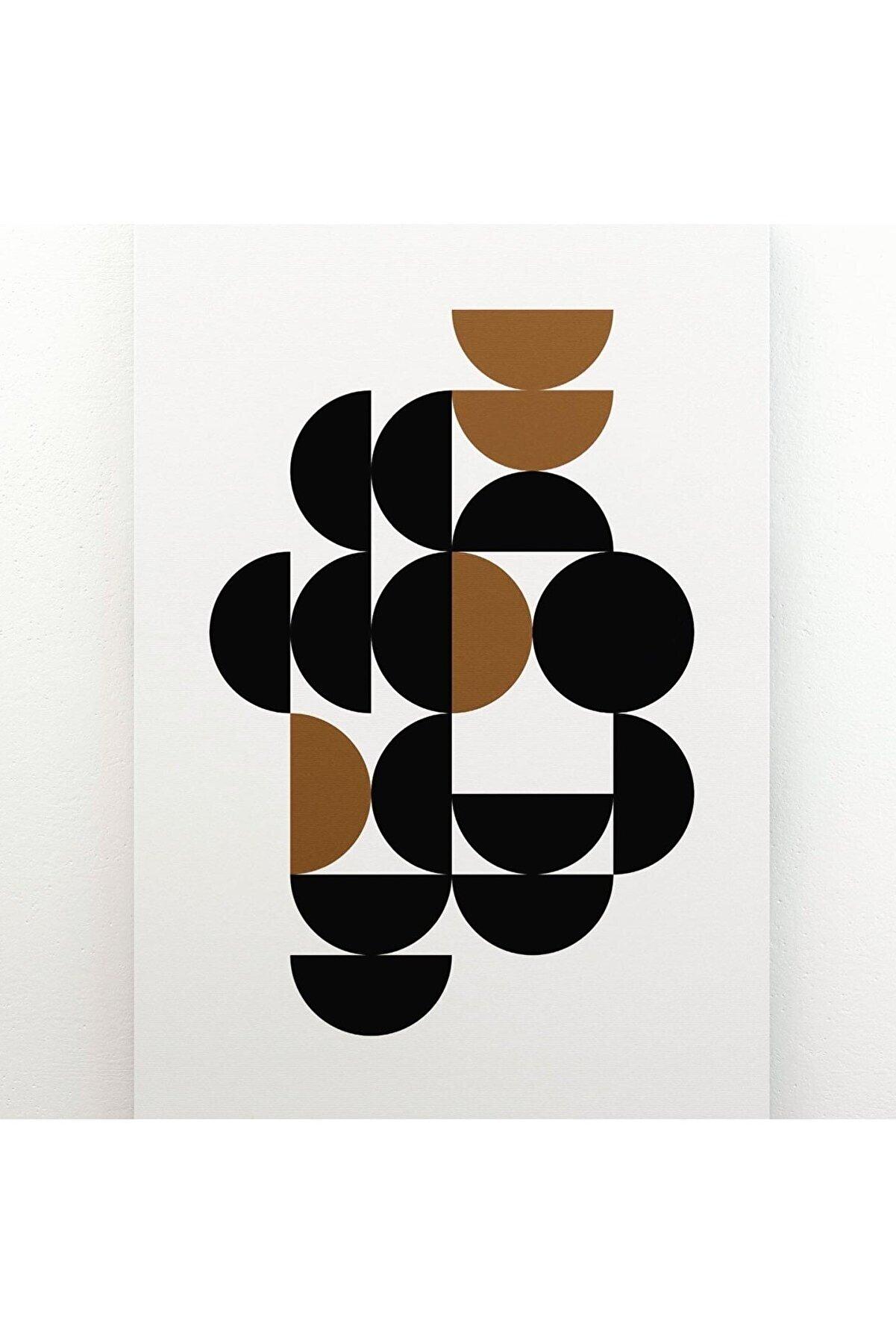 Ulaş Eryavuz Circles 3, 35x50, 300Gr Dokulu Kağıt Üzerine Fine Art Baskı