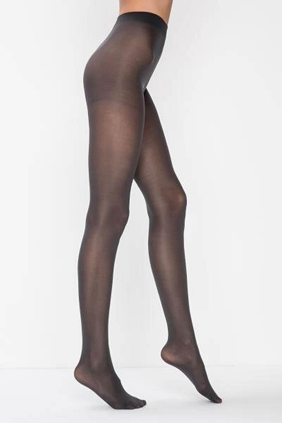 Penti Kadın Mikro 40 Antrasit Külotlu Çorap   Pclpp16k15sk-a