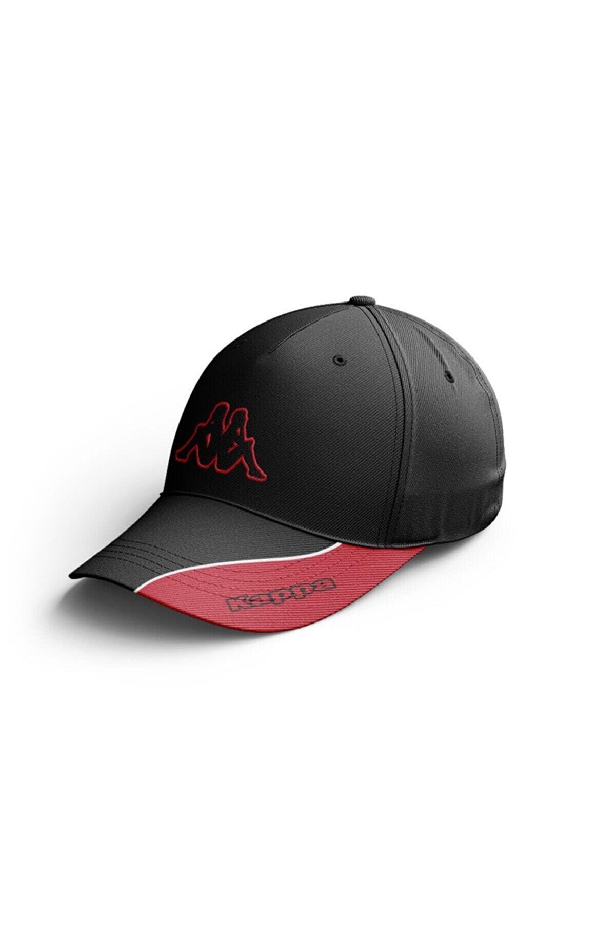 Kappa Şapka Bunk Siyah